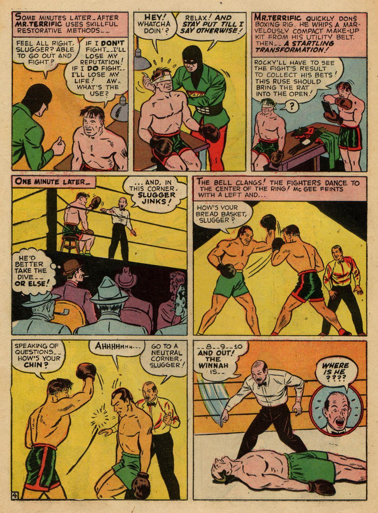 Read online Sensation (Mystery) Comics comic -  Issue #22 - 45