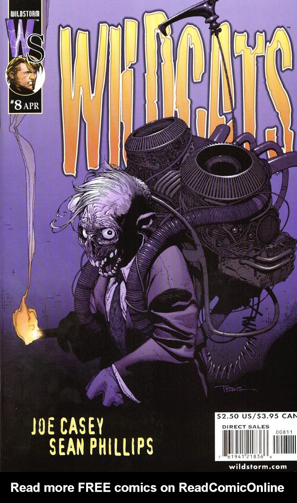 Wildcats (1999) Issue #8 #9 - English 1