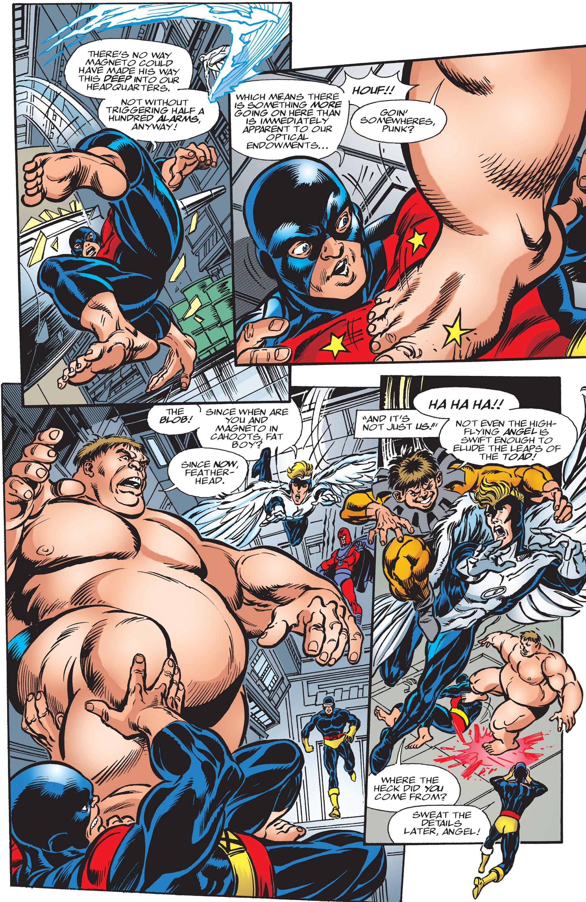 X-Men (1991) 94 Page 26