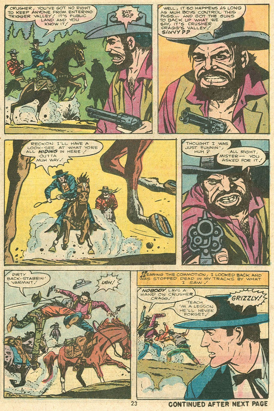 Kid Colt Outlaw issue 186 - Page 26