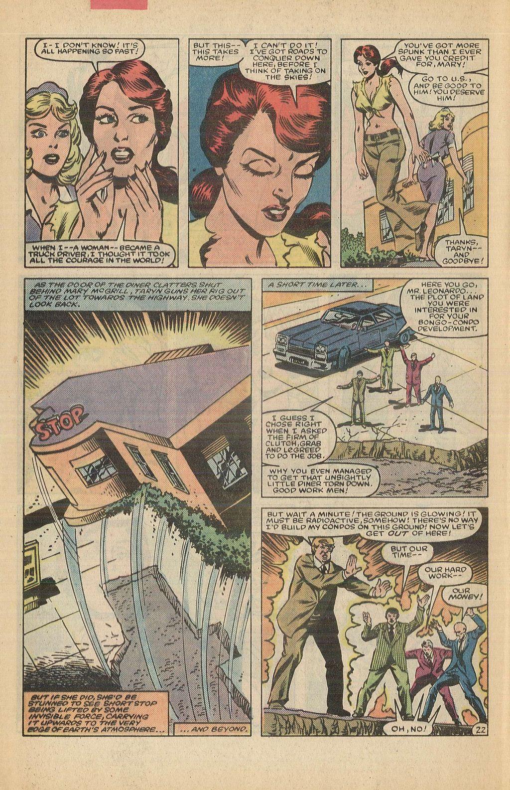 Read online U.S. 1 comic -  Issue #12 - 32