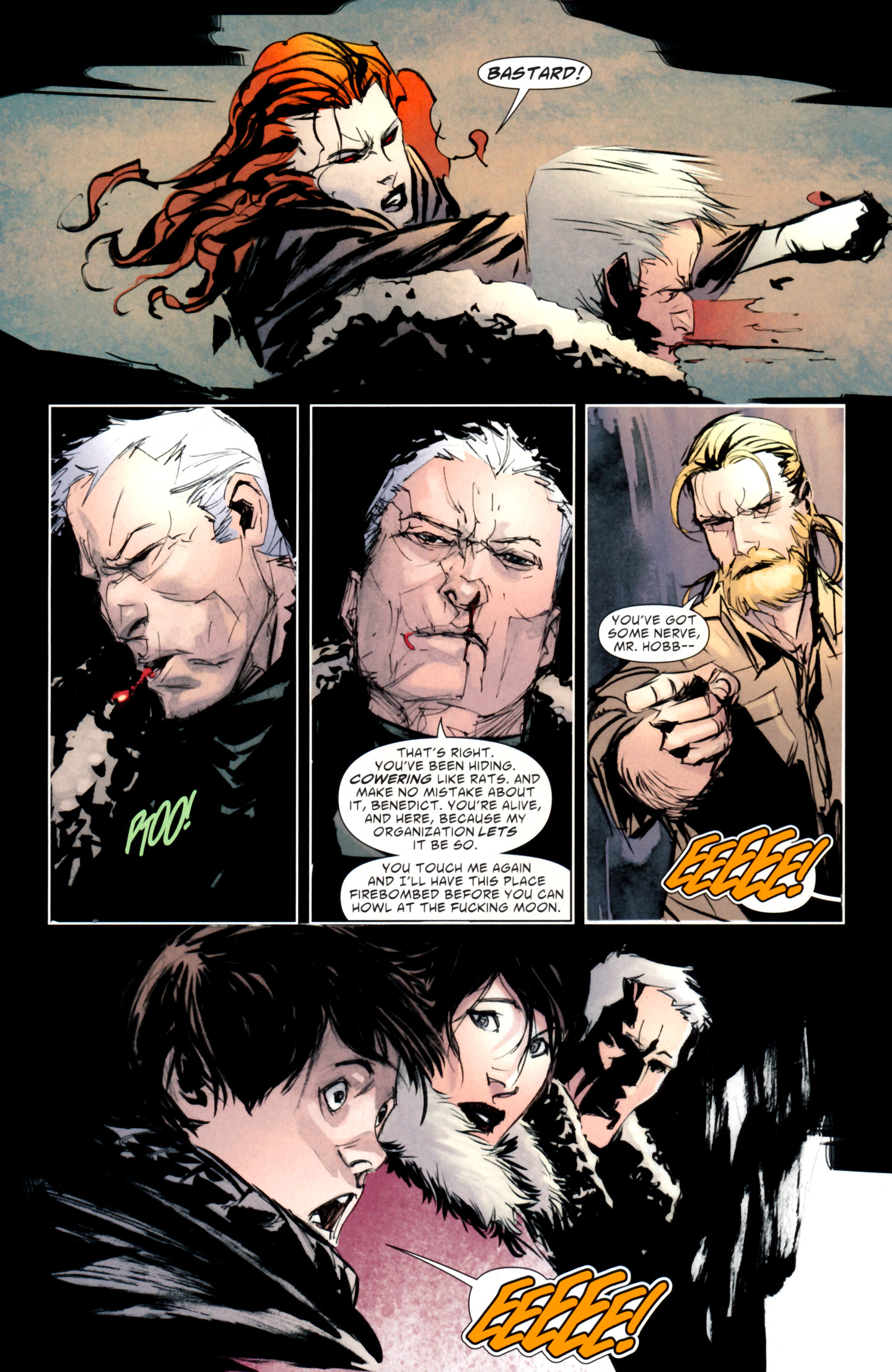 Read online American Vampire: Lord of Nightmares comic -  Issue #3 - 28