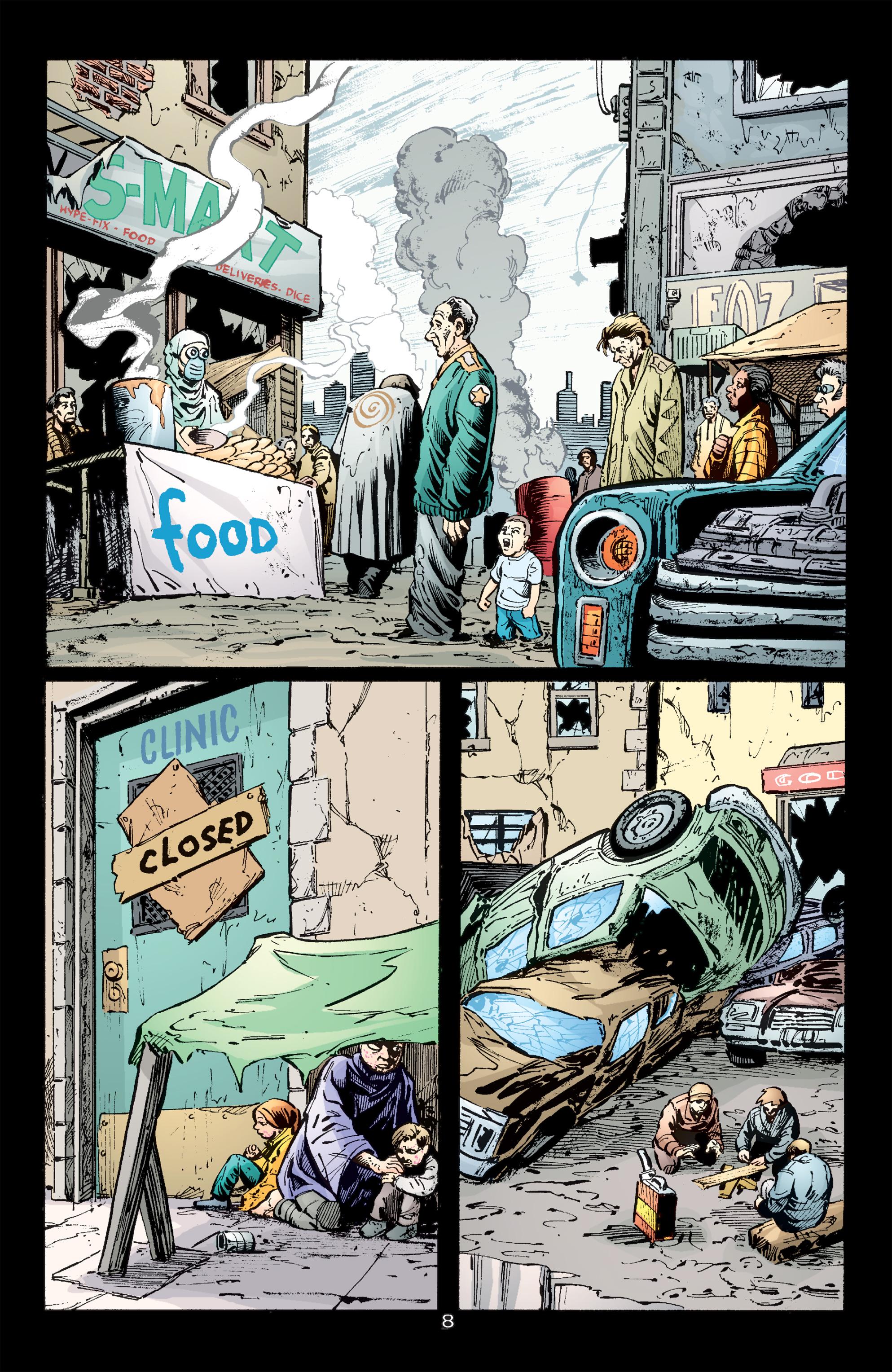 Read online Transmetropolitan comic -  Issue #49 - 9