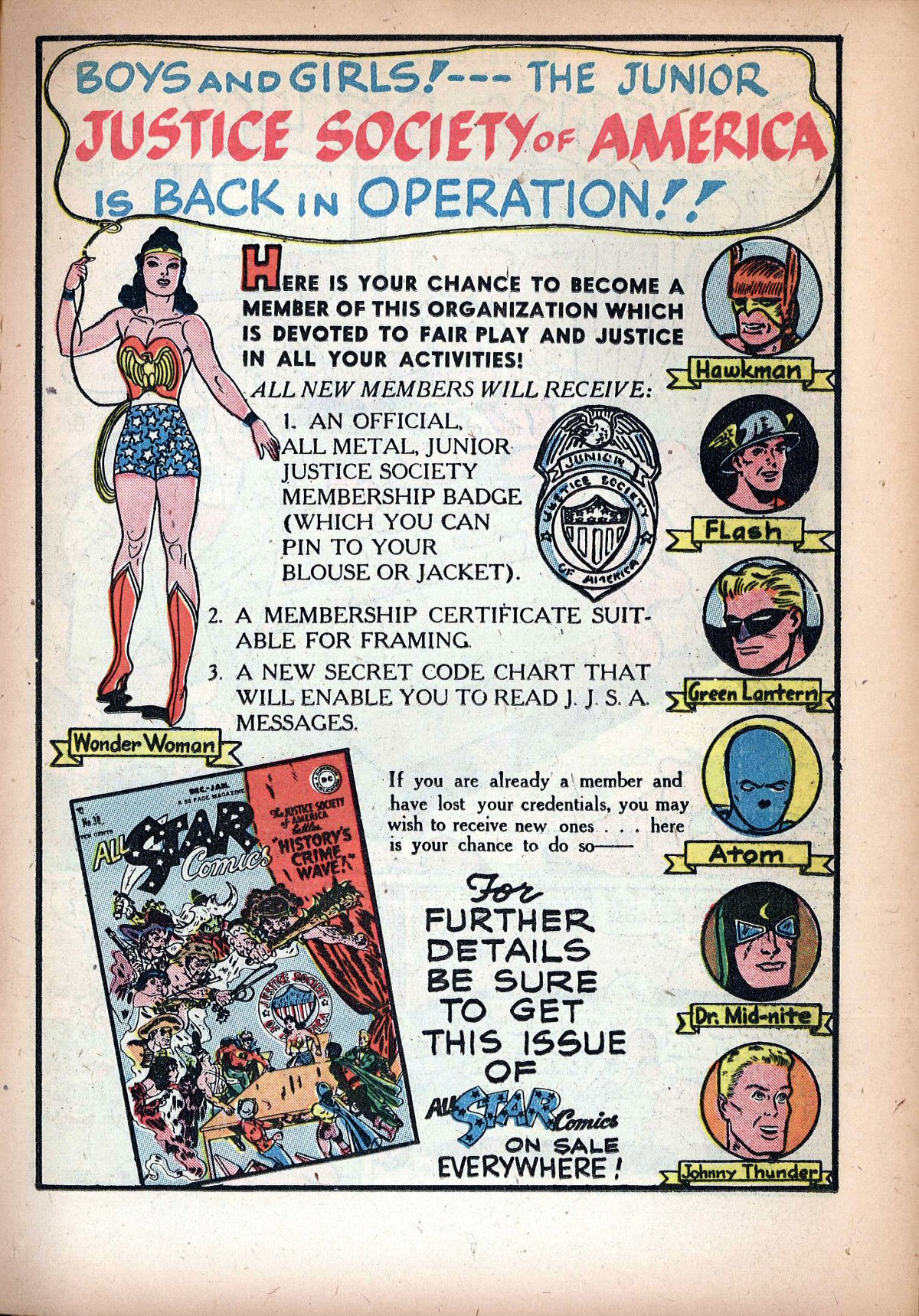 Read online Sensation (Mystery) Comics comic -  Issue #72 - 33