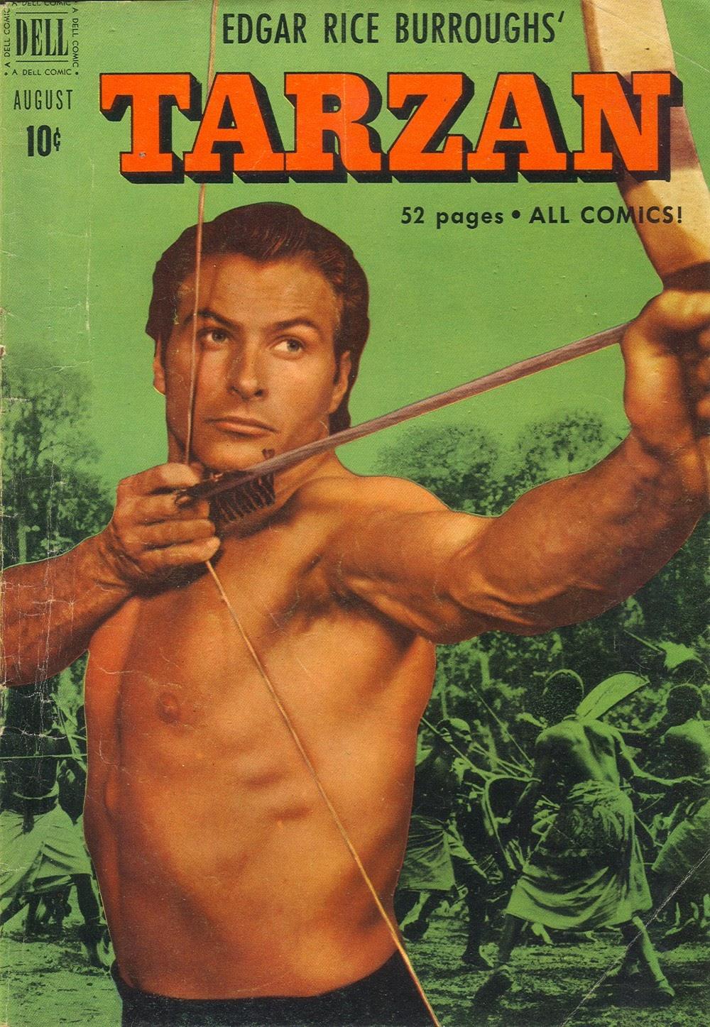 Tarzan (1948) issue 23 - Page 1