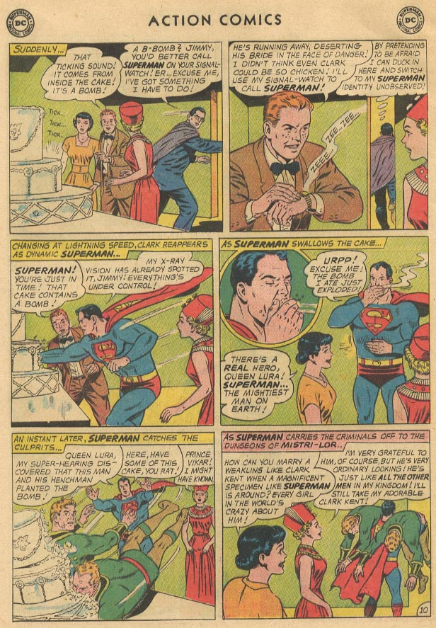 Read online Action Comics (1938) comic -  Issue #298 - 12