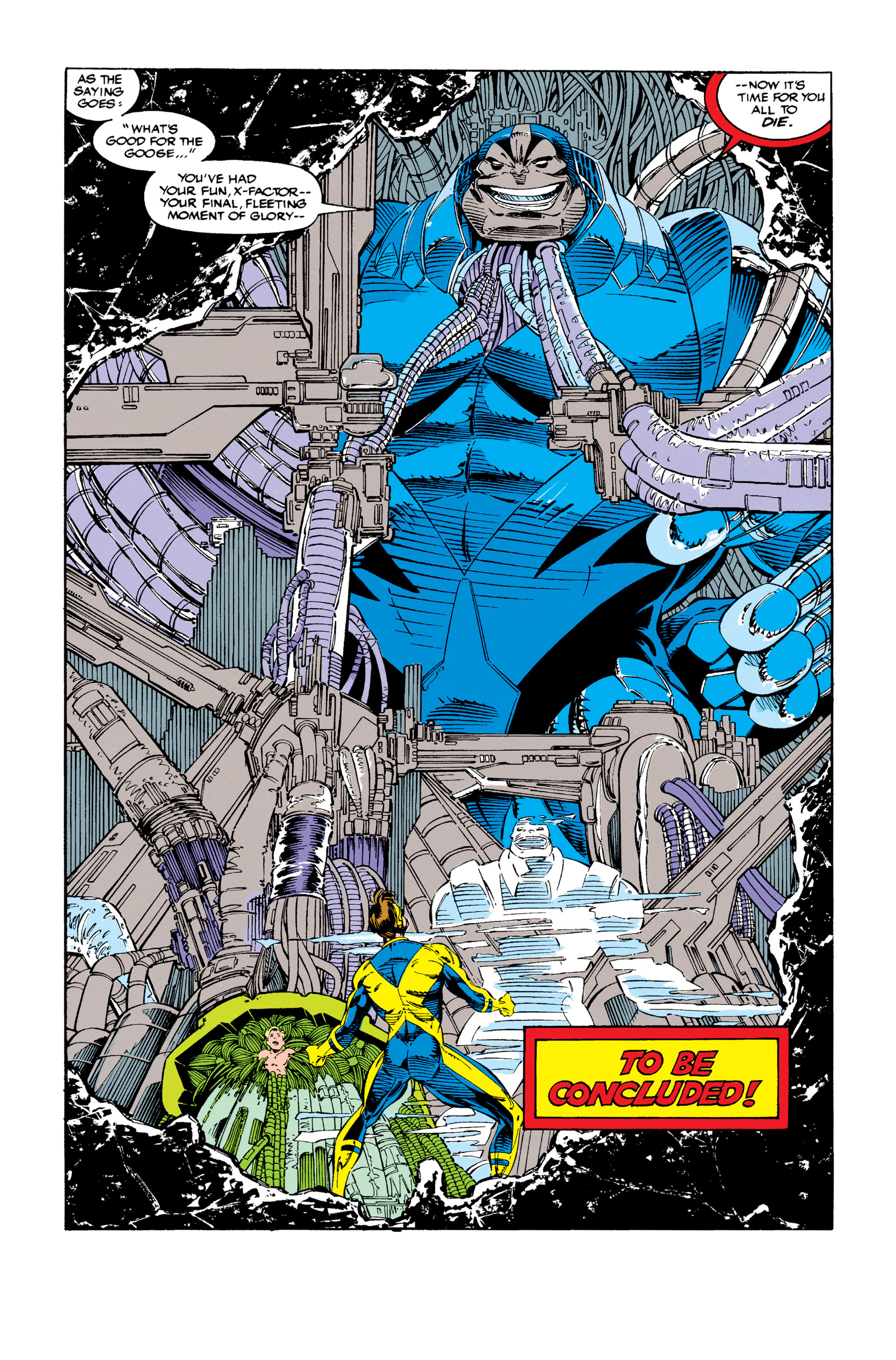 Read online X-Factor (1986) comic -  Issue #67 - 18
