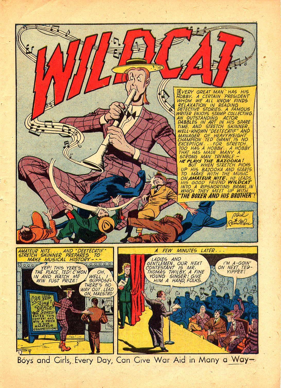 Read online Sensation (Mystery) Comics comic -  Issue #30 - 49