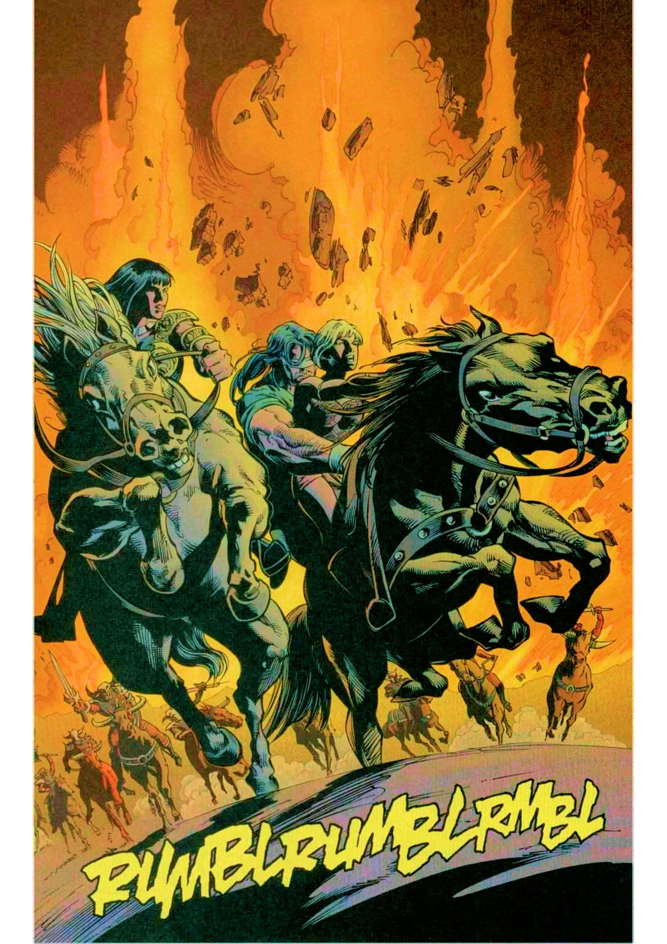 Read online Xena: Warrior Princess (1999) comic -  Issue #12 - 5