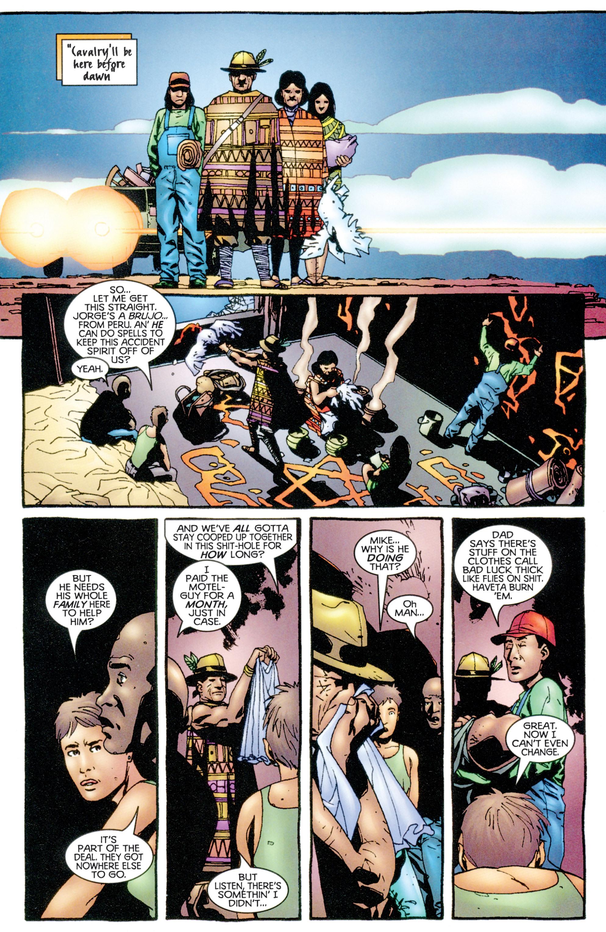Read online Shadowman (1997) comic -  Issue #11 - 20