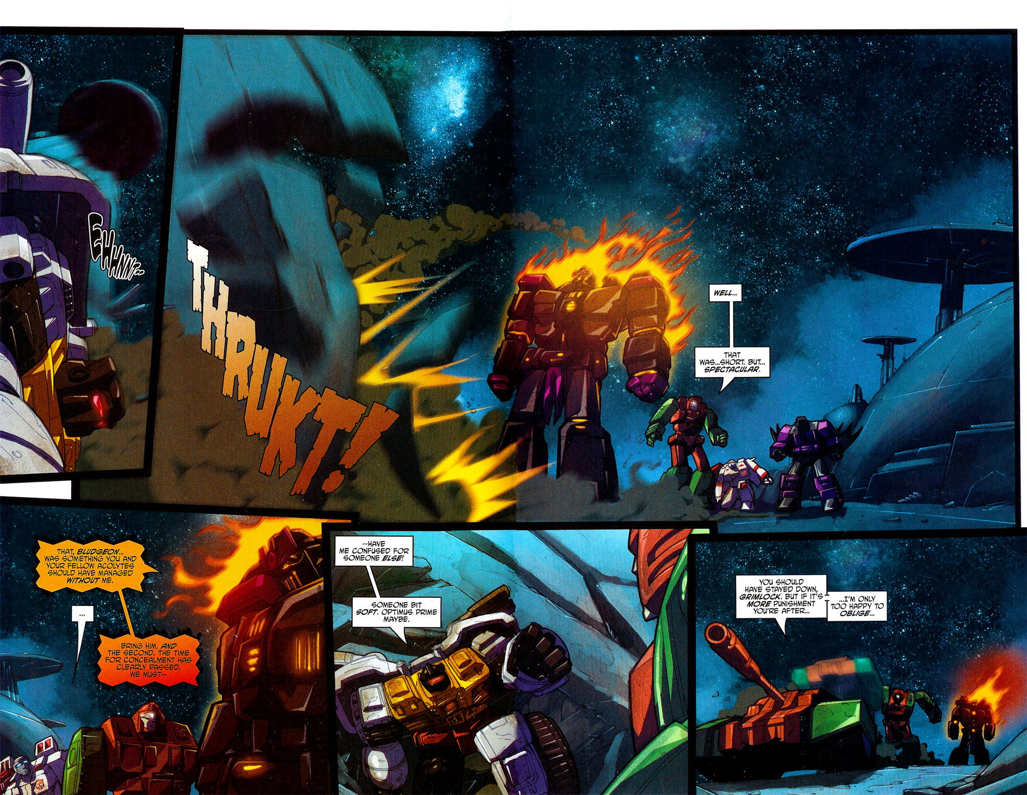 """Read online Transformers War Within: """"The Dark Ages"""" comic -  Issue #5 - 3"""