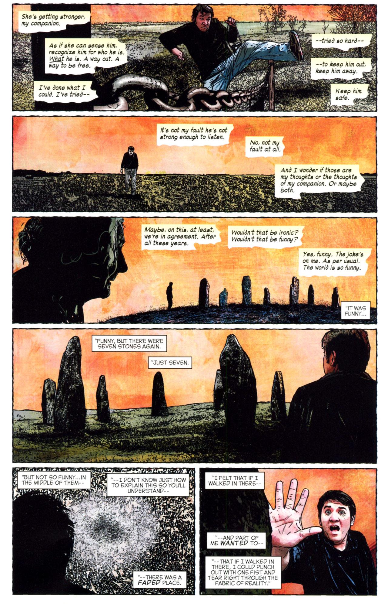 Read online Stephen King's N. comic -  Issue #2 - 9