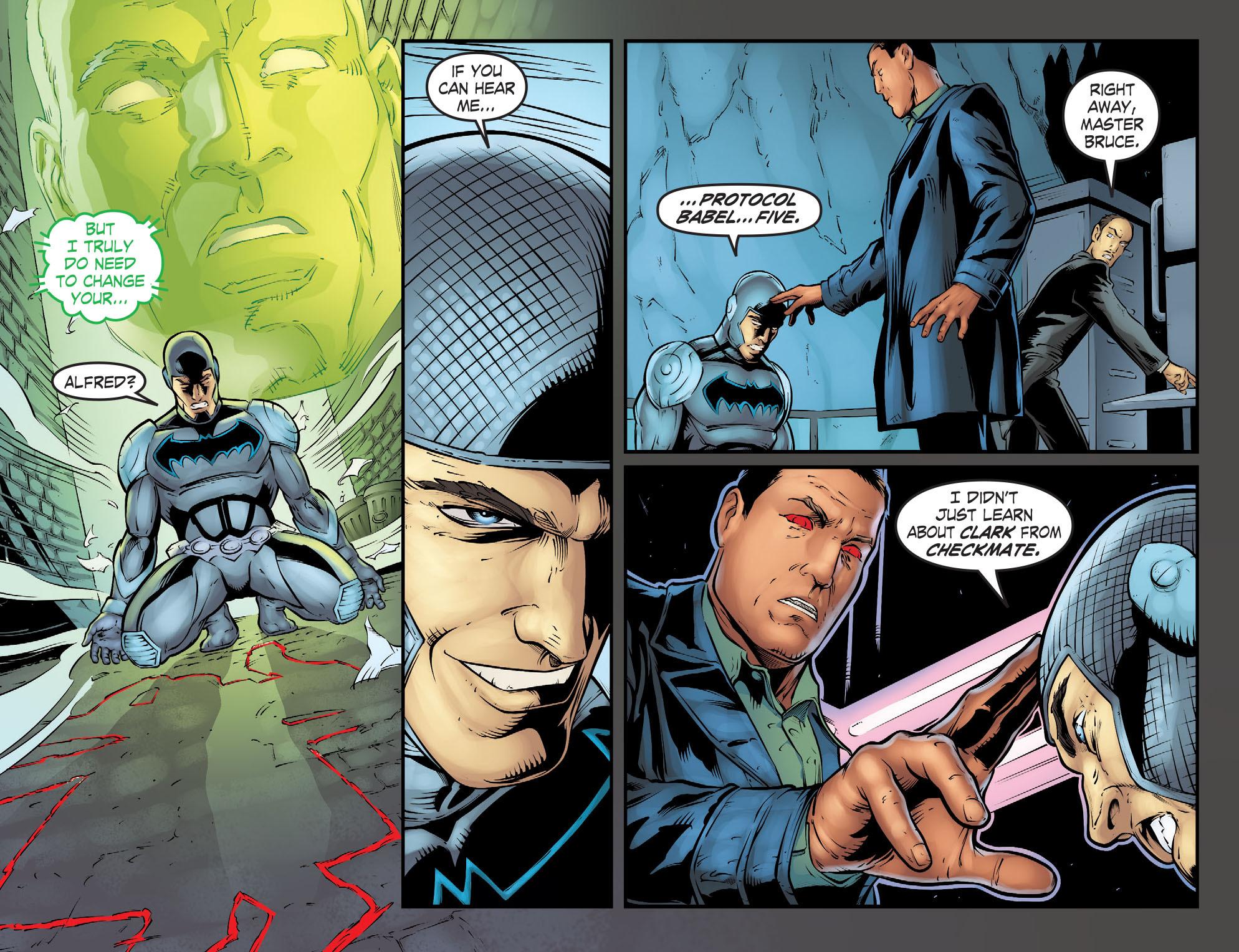 Read online Smallville: Season 11 comic -  Issue #32 - 6