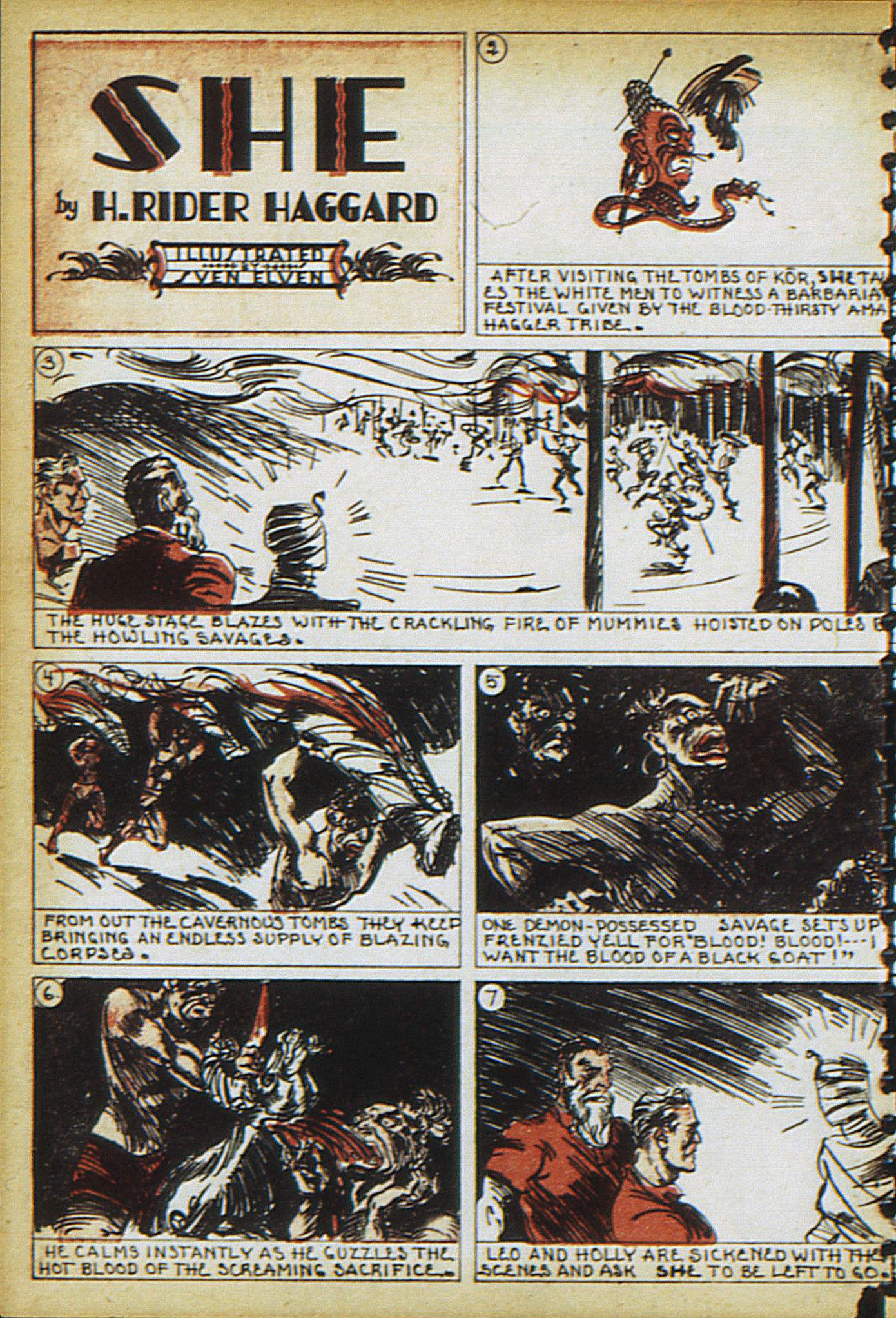 Read online Adventure Comics (1938) comic -  Issue #17 - 39