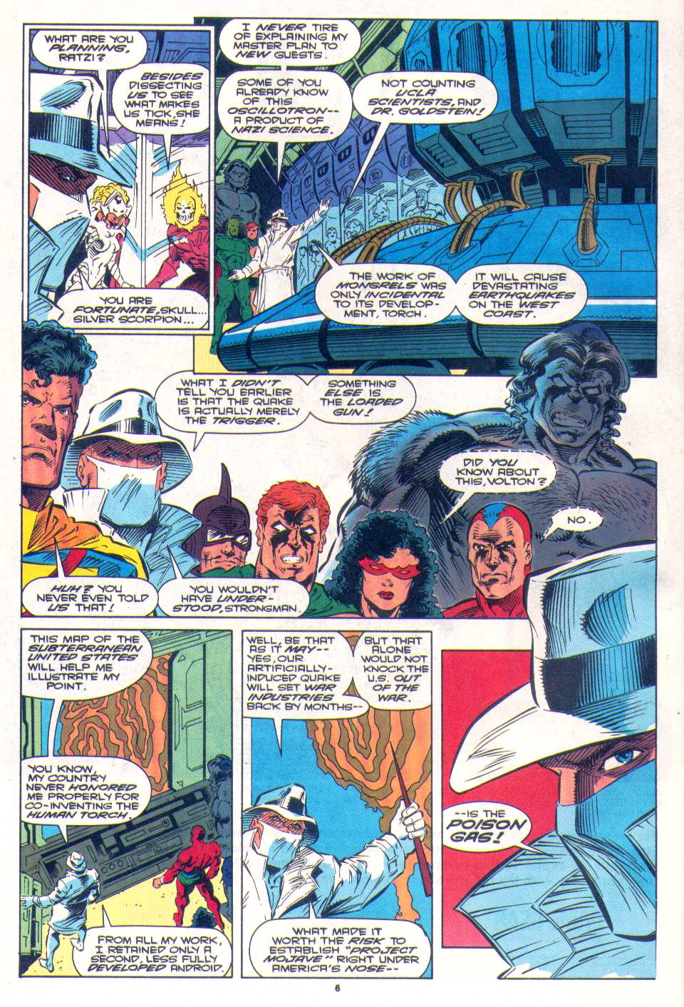 Read online The Invaders (1993) comic -  Issue #4 - 7