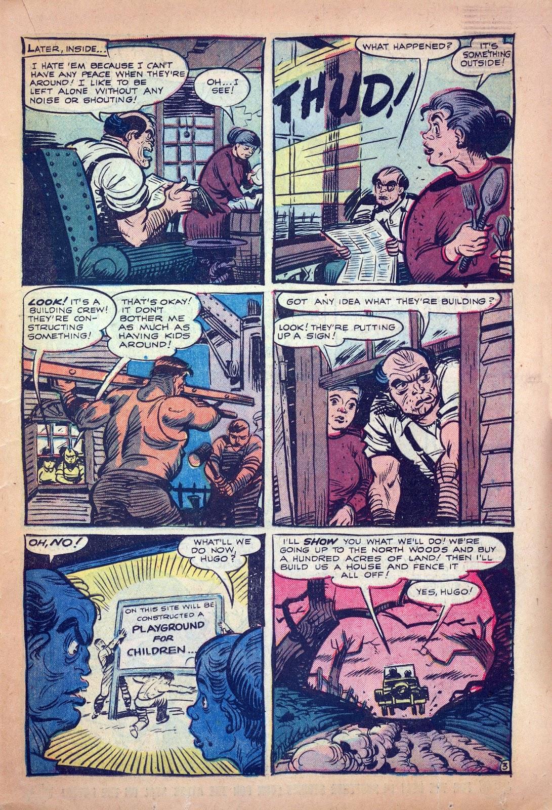 Spellbound (1952) issue 8 - Page 19