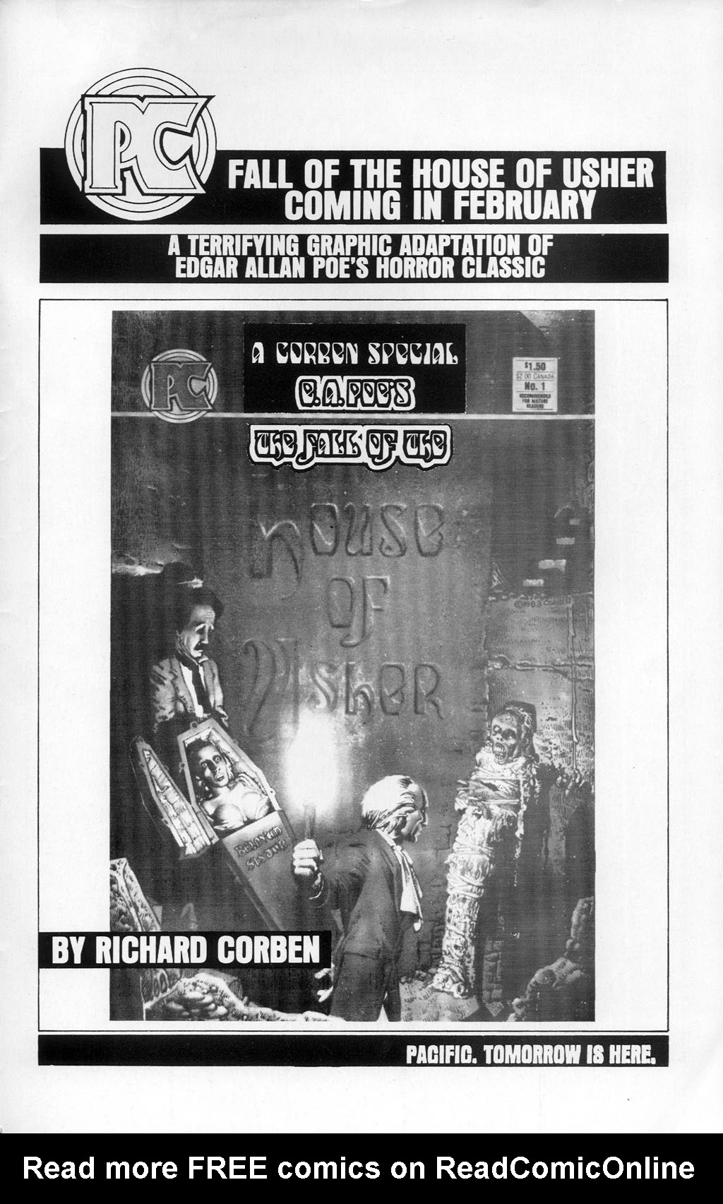 Read online Twisted Tales (1982) comic -  Issue #6 - 35
