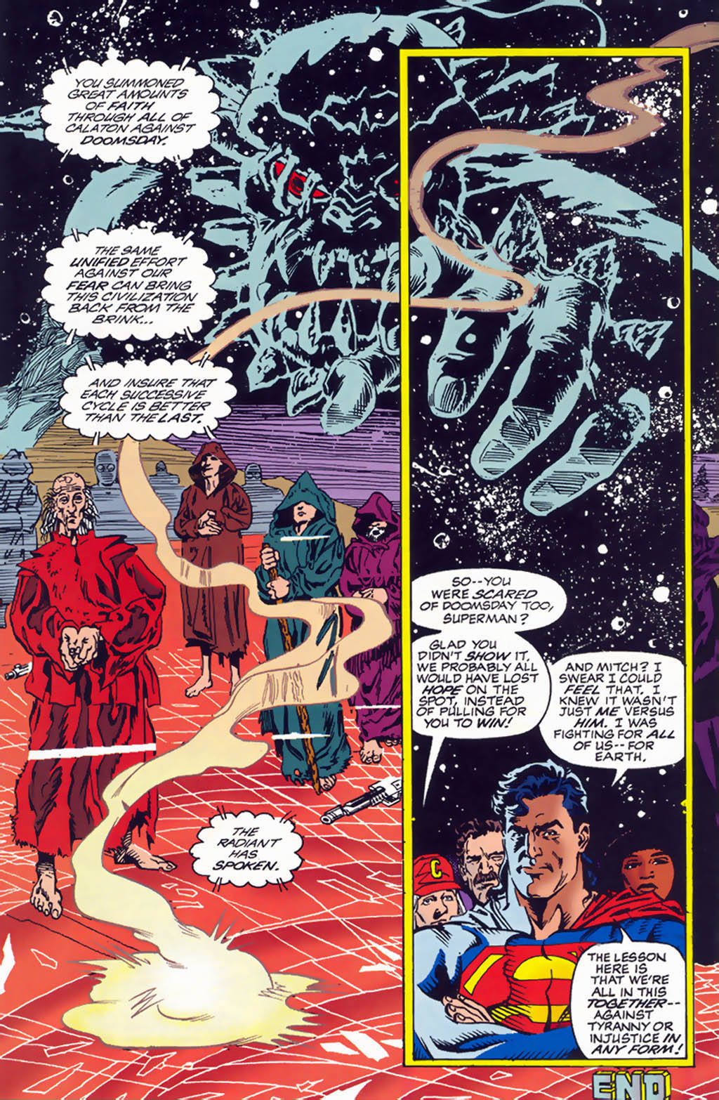 Read online Doomsday Annual comic -  Issue # Full - 50