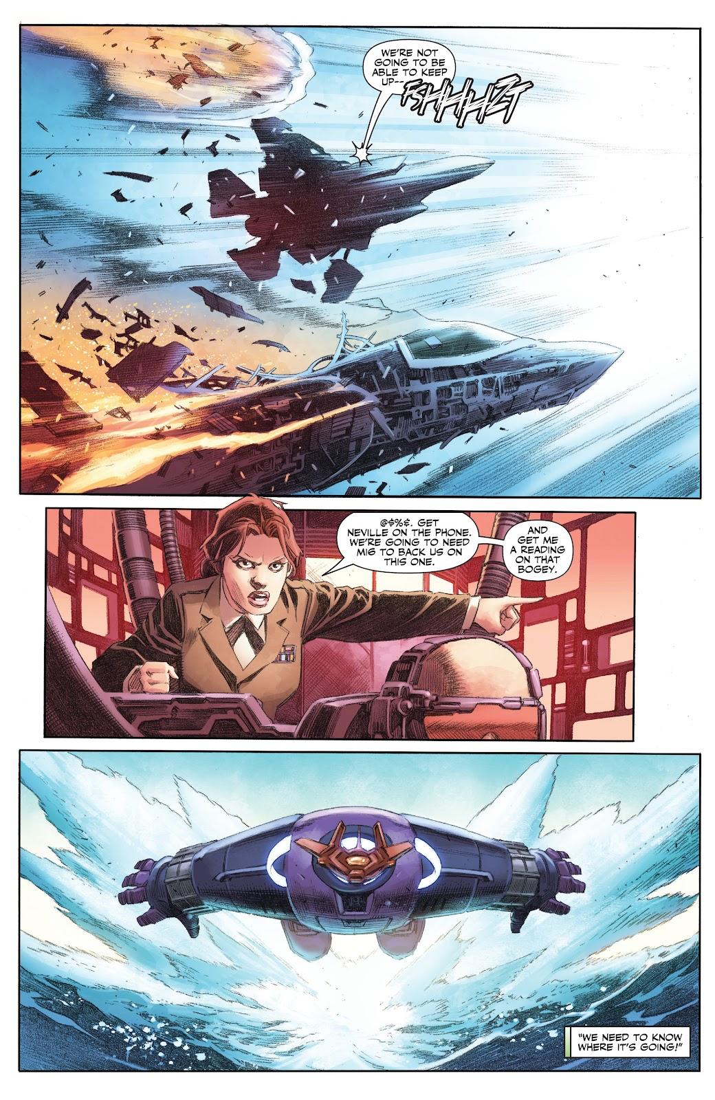 Read online X-O Manowar (2017) comic -  Issue #23 - 13