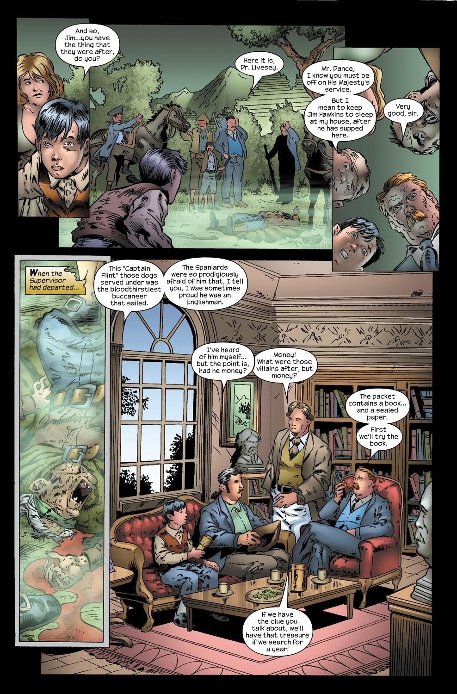 Read online Treasure Island comic -  Issue #2 - 6