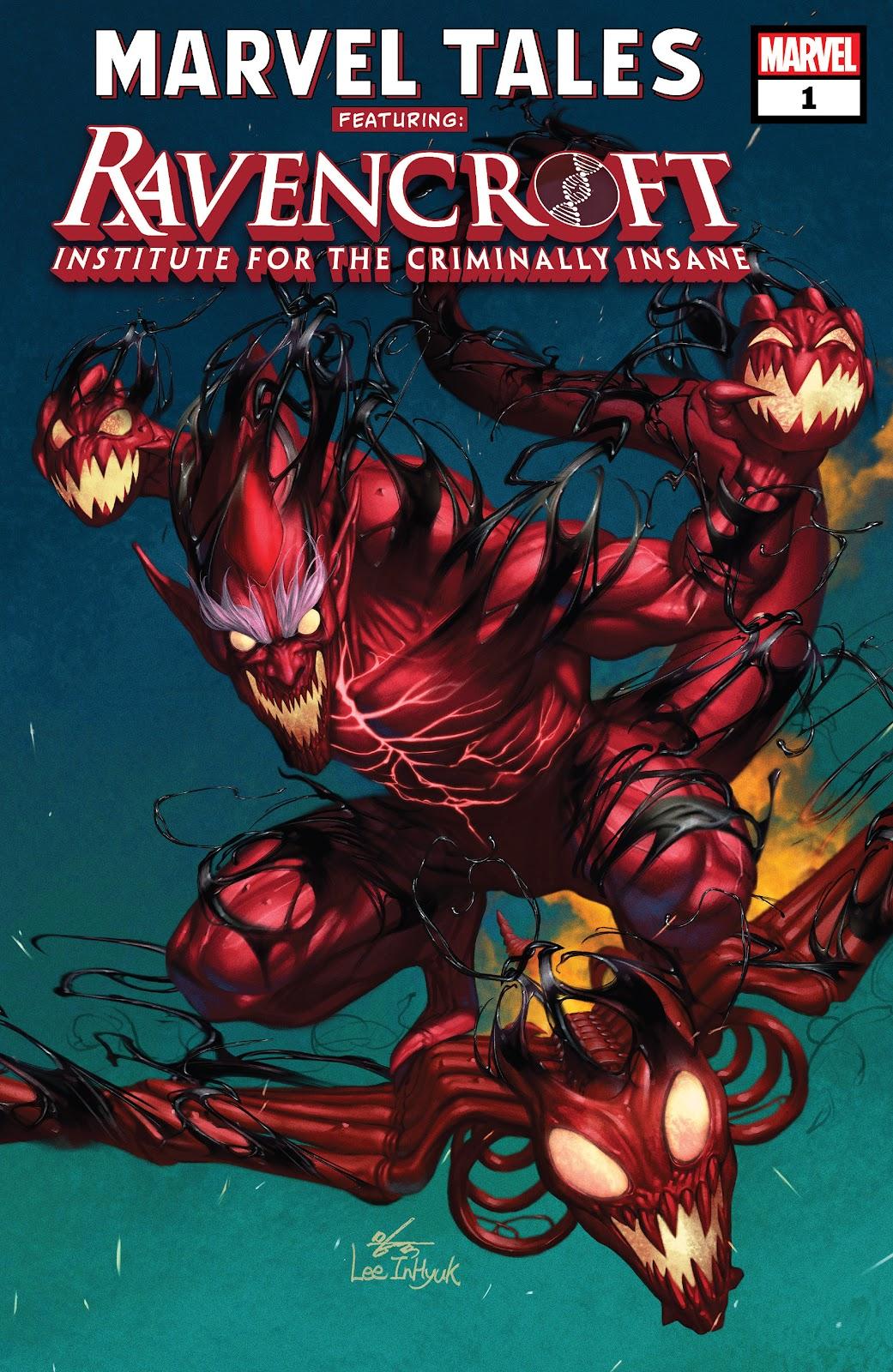 Marvel Tales (2019) Ravencroft Page 1