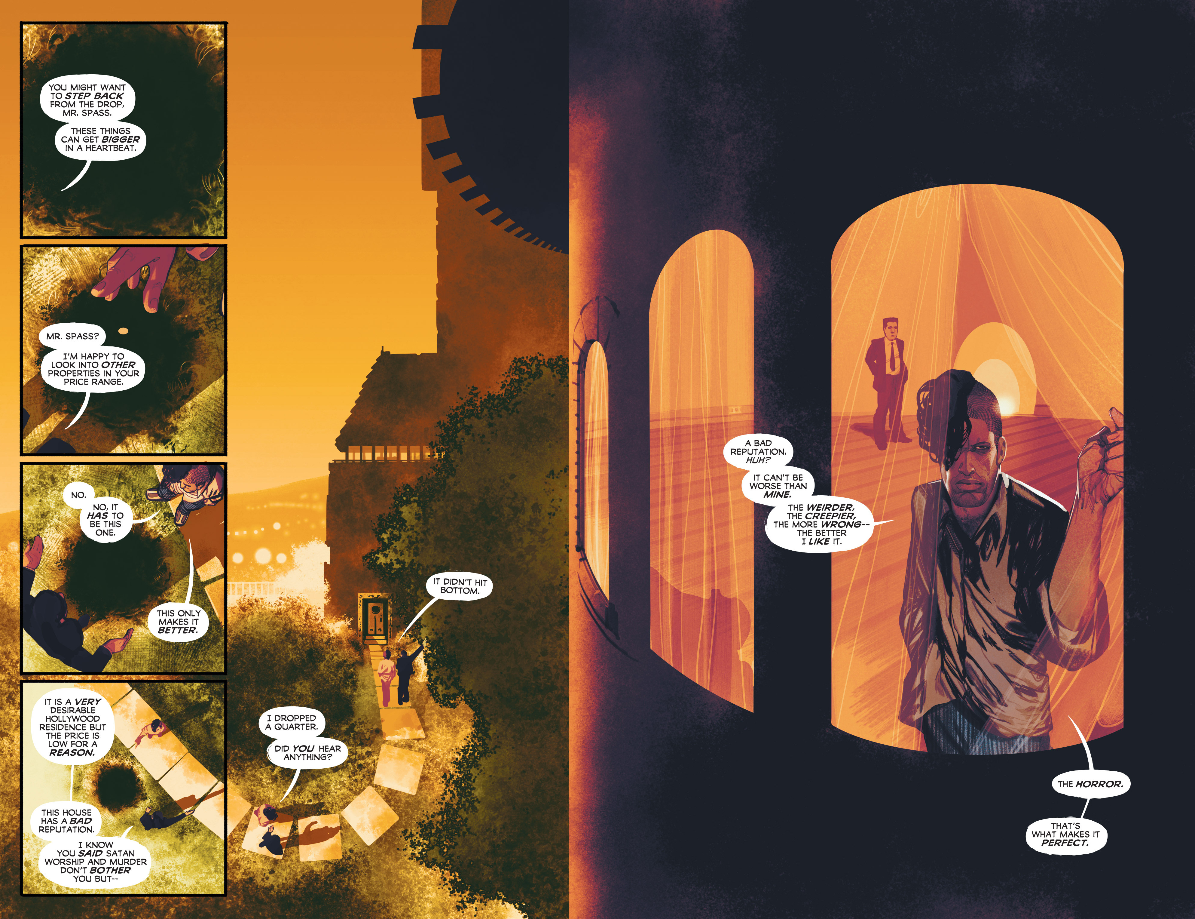 Read online Annihilator comic -  Issue #1 - 6