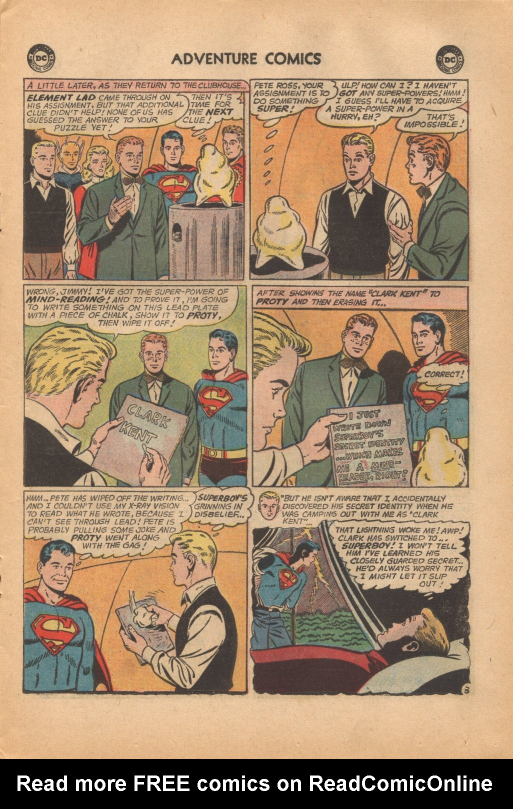 Read online Adventure Comics (1938) comic -  Issue #323 - 15