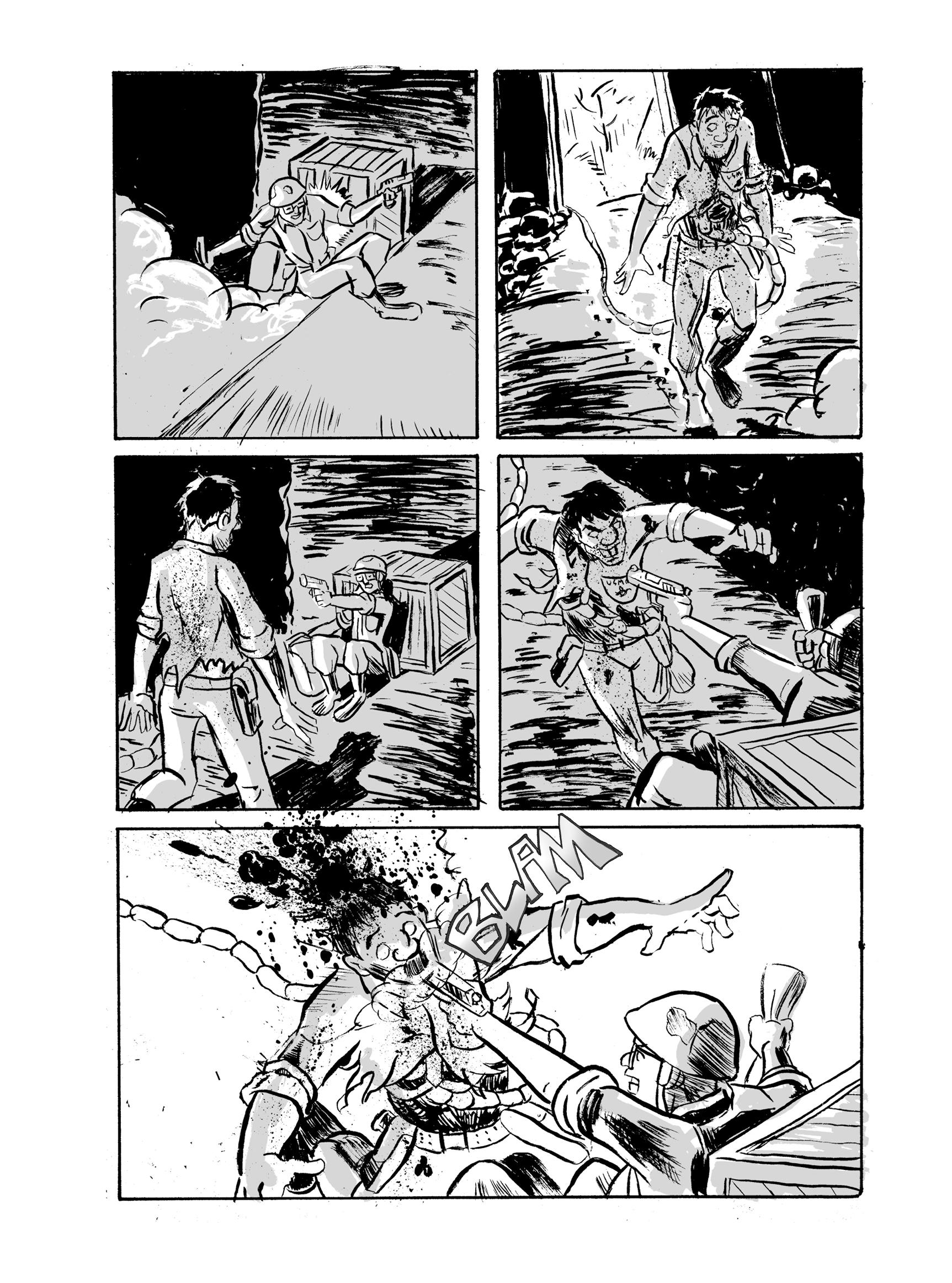Read online FUBAR comic -  Issue #2 - 158