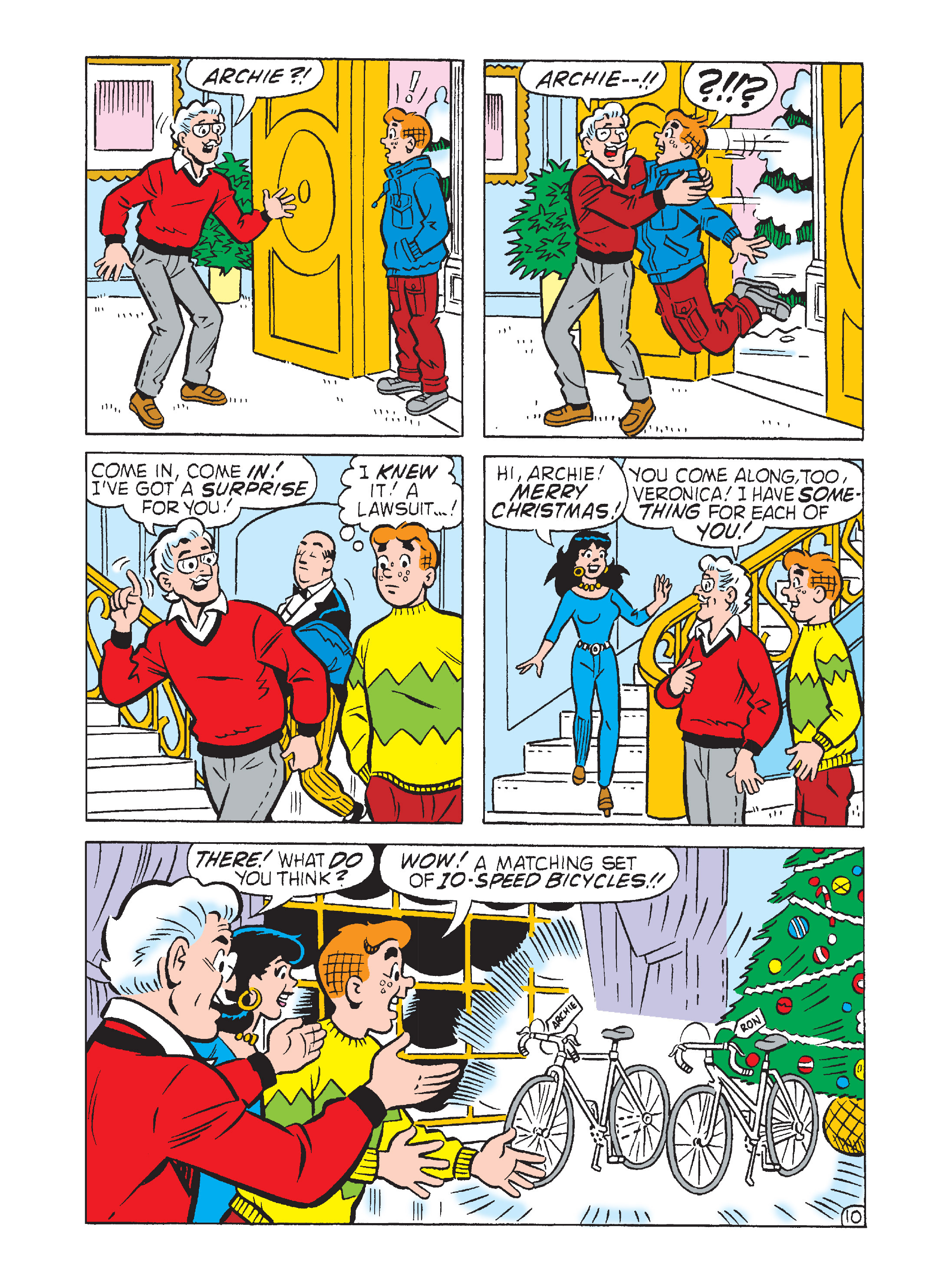 Read online Archie's Funhouse Double Digest comic -  Issue #10 - 29