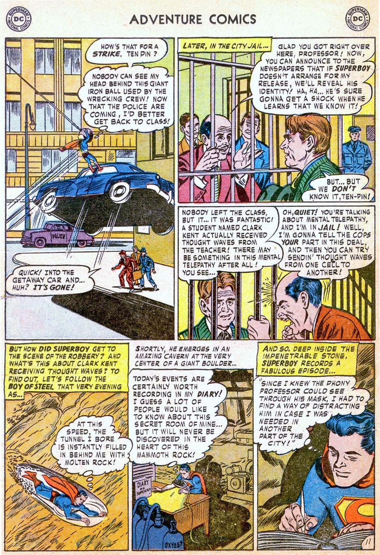 Read online Adventure Comics (1938) comic -  Issue #178 - 13