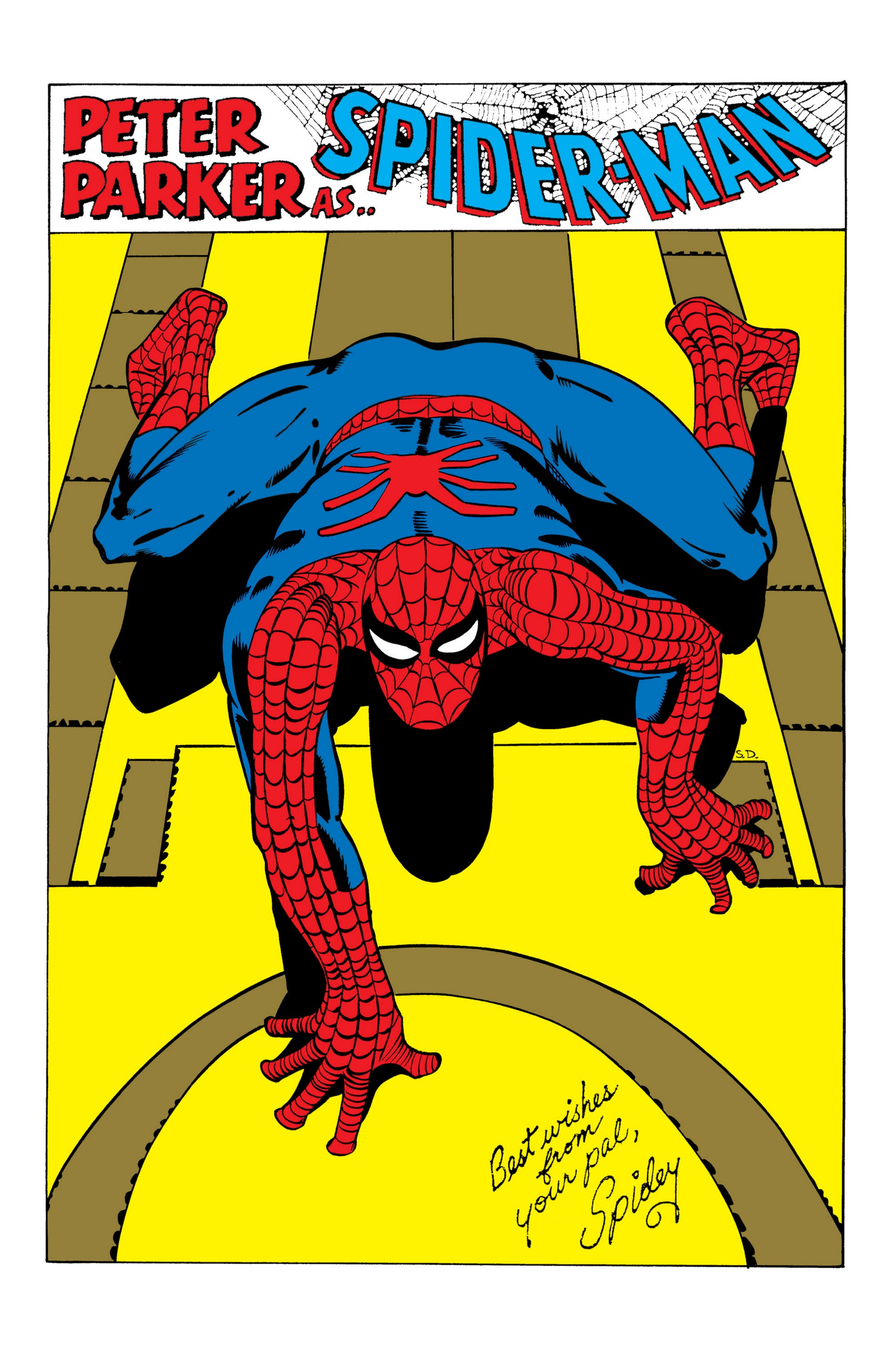 The Amazing Spider-Man (1963) _Annual_1 Page 65