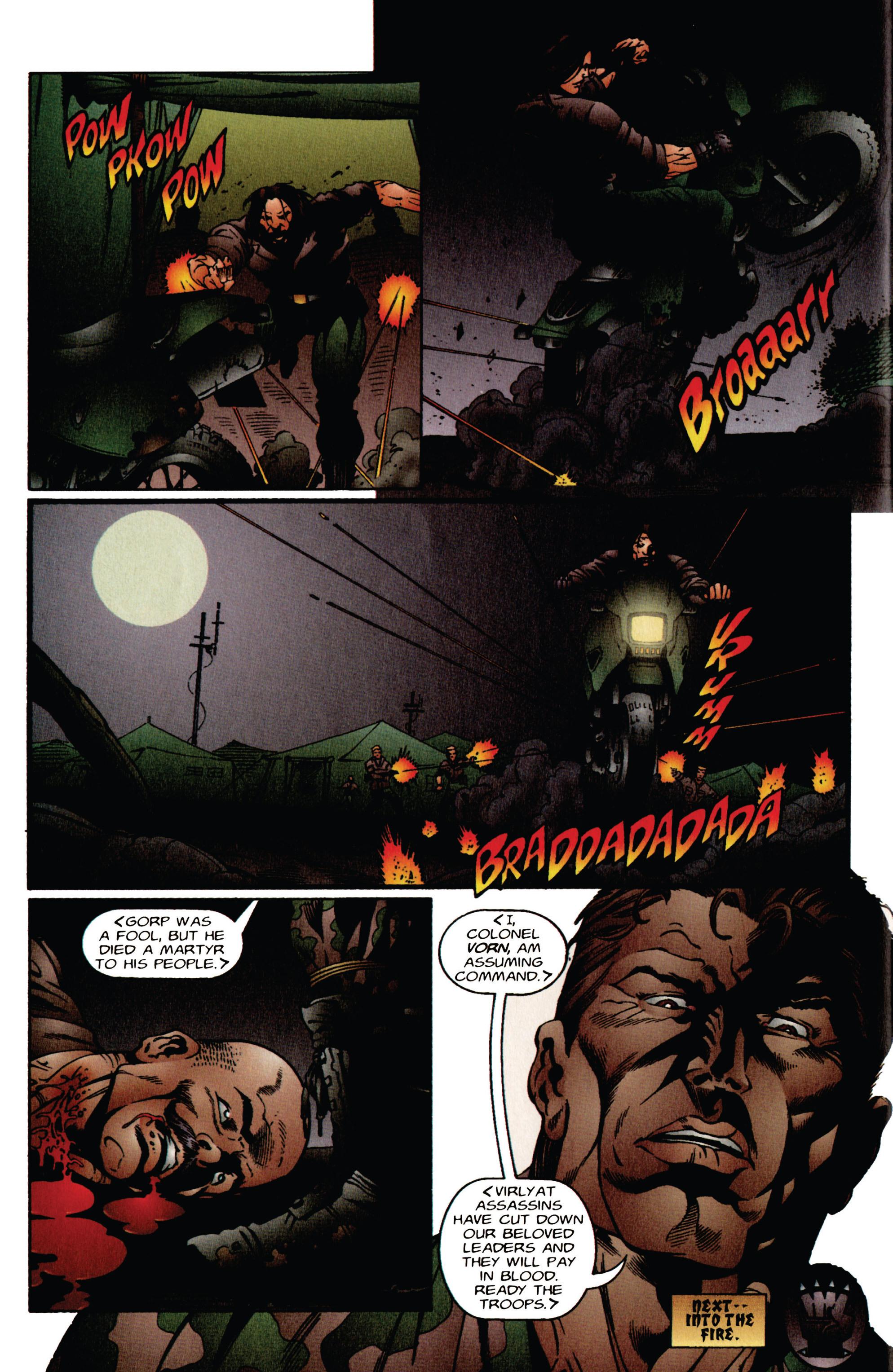 Read online Eternal Warrior (1992) comic -  Issue #41 - 22