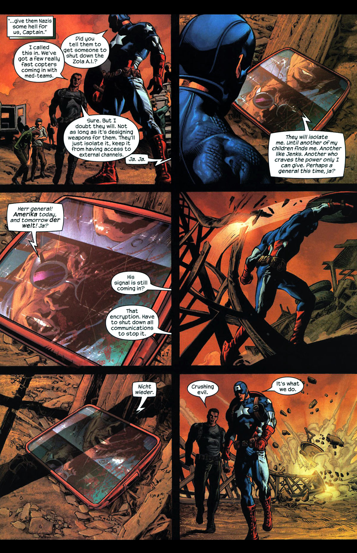 Read online Ultimates 2 comic -  Issue # _Annual 2 - 37