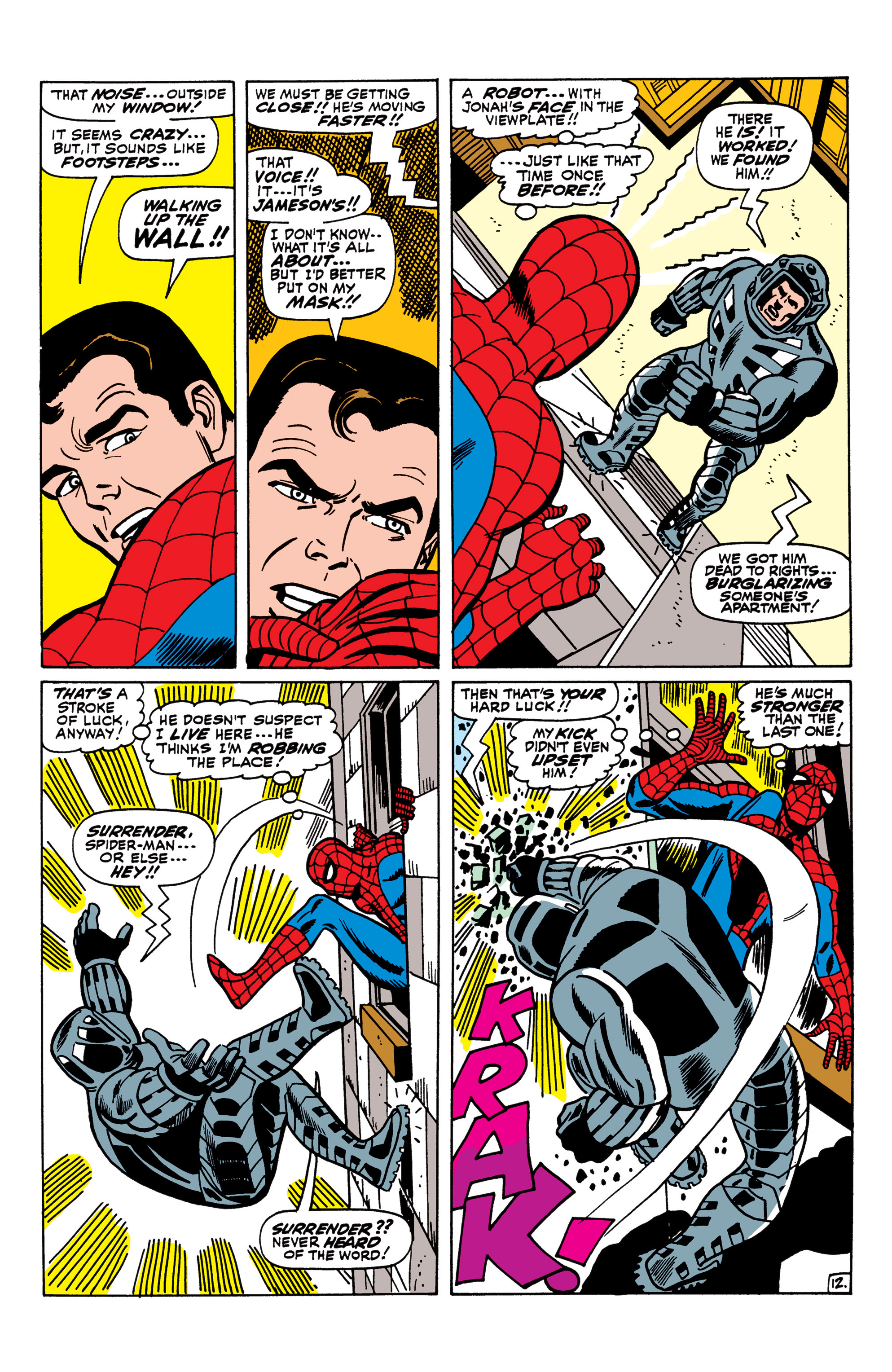 The Amazing Spider-Man (1963) 58 Page 12