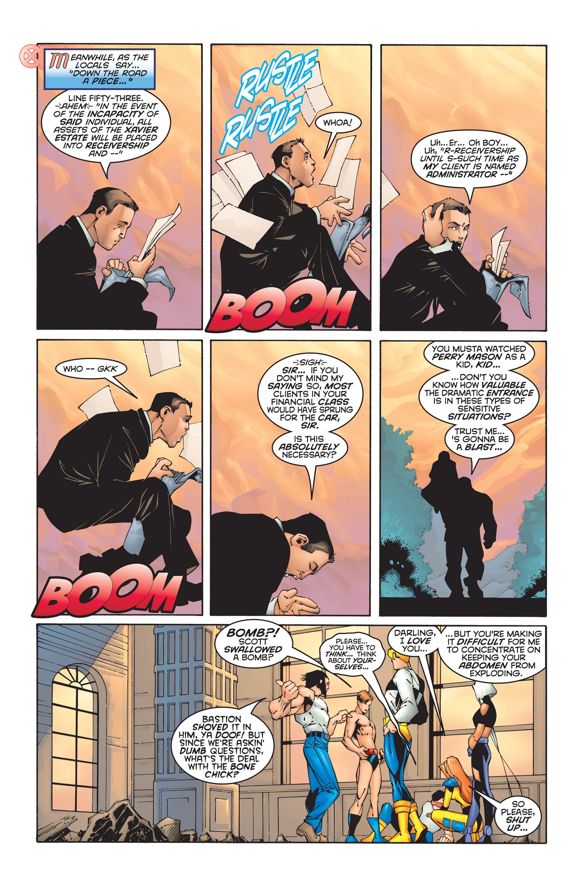 X-Men (1991) 70 Page 9