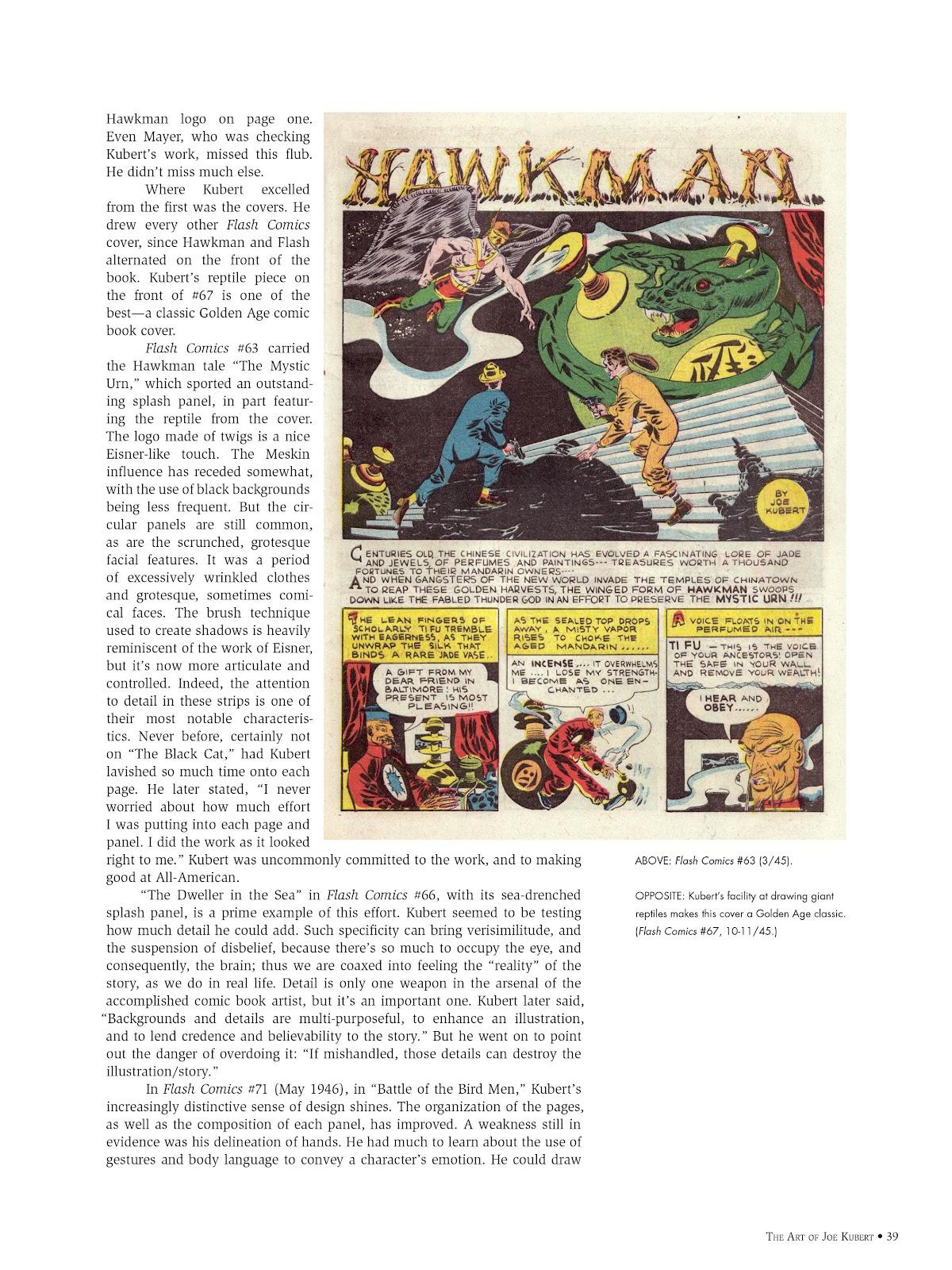 Read online The Art of Joe Kubert comic -  Issue # TPB (Part 1) - 38