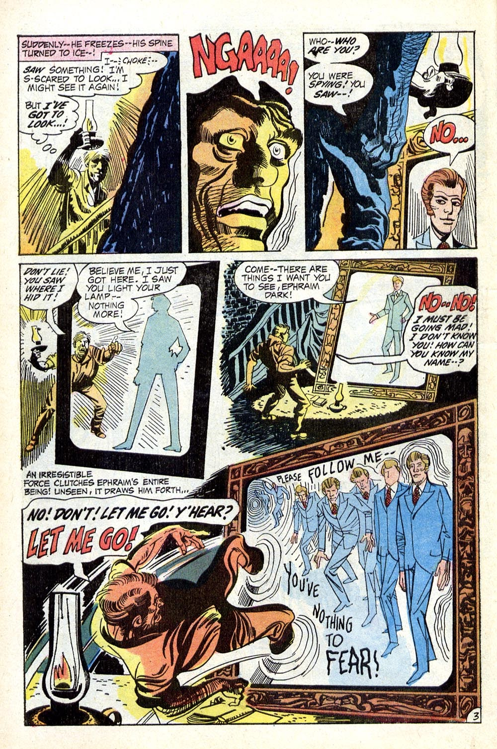 The Witching Hour (1969) issue 17 - Page 35