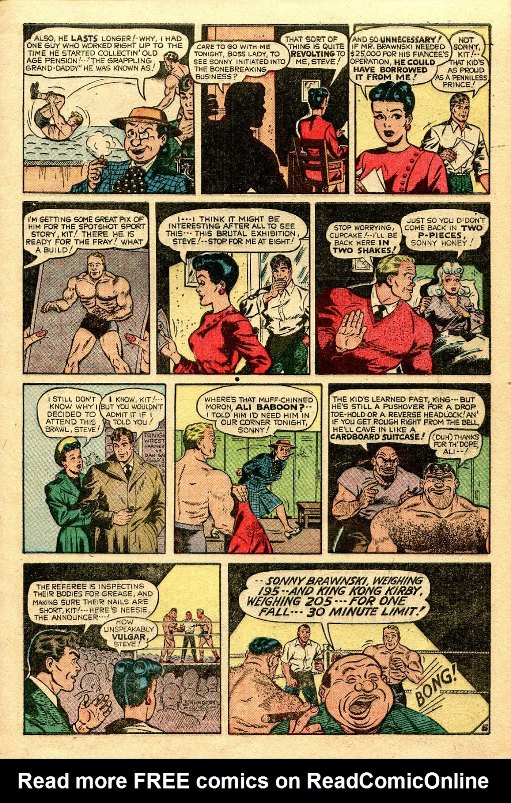 Read online Famous Funnies comic -  Issue #188 - 12