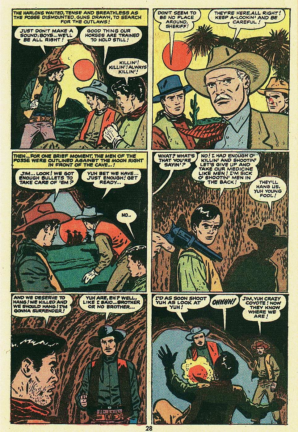 Red Wolf (1972) issue 6 - Page 21