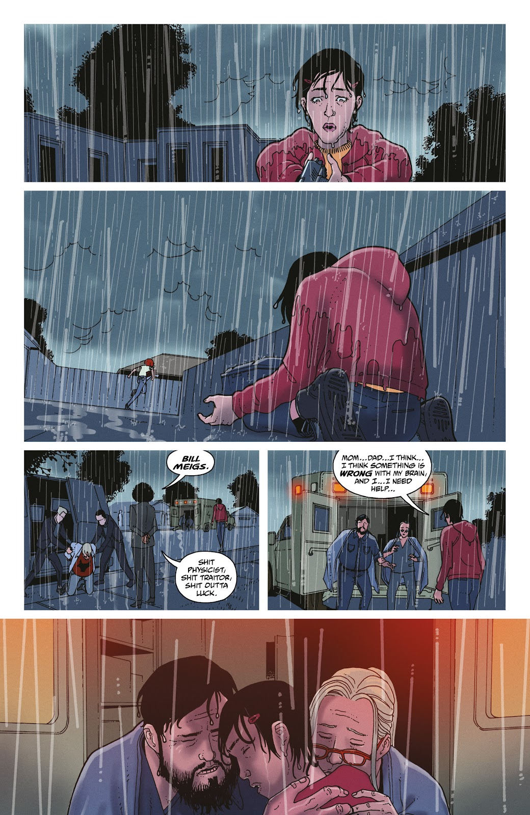 Read online She Could Fly comic -  Issue # _TPB - 137