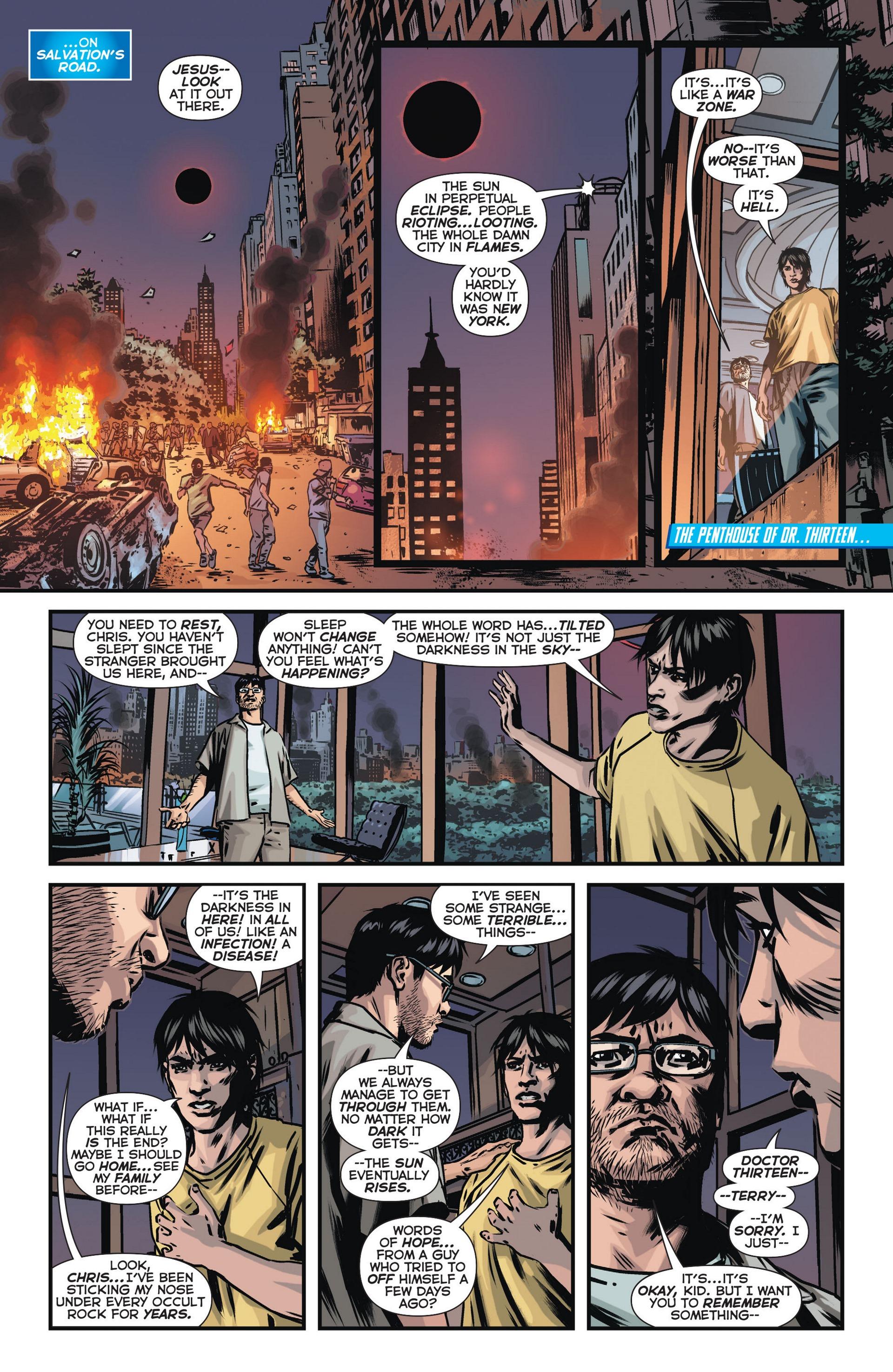Read online Trinity of Sin: The Phantom Stranger comic -  Issue #14 - 12