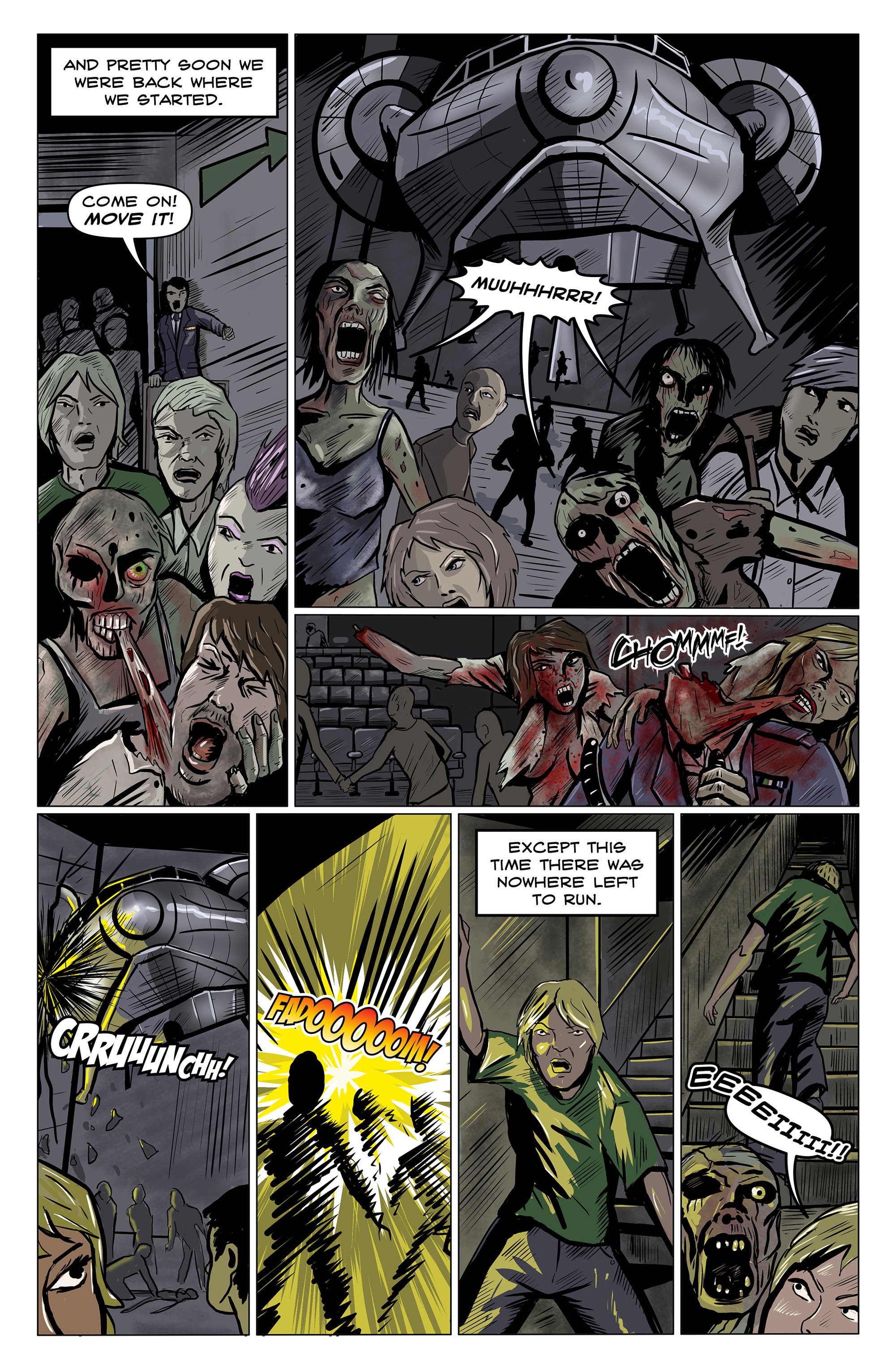 Read online 100% Biodegradable comic -  Issue #14 - 27