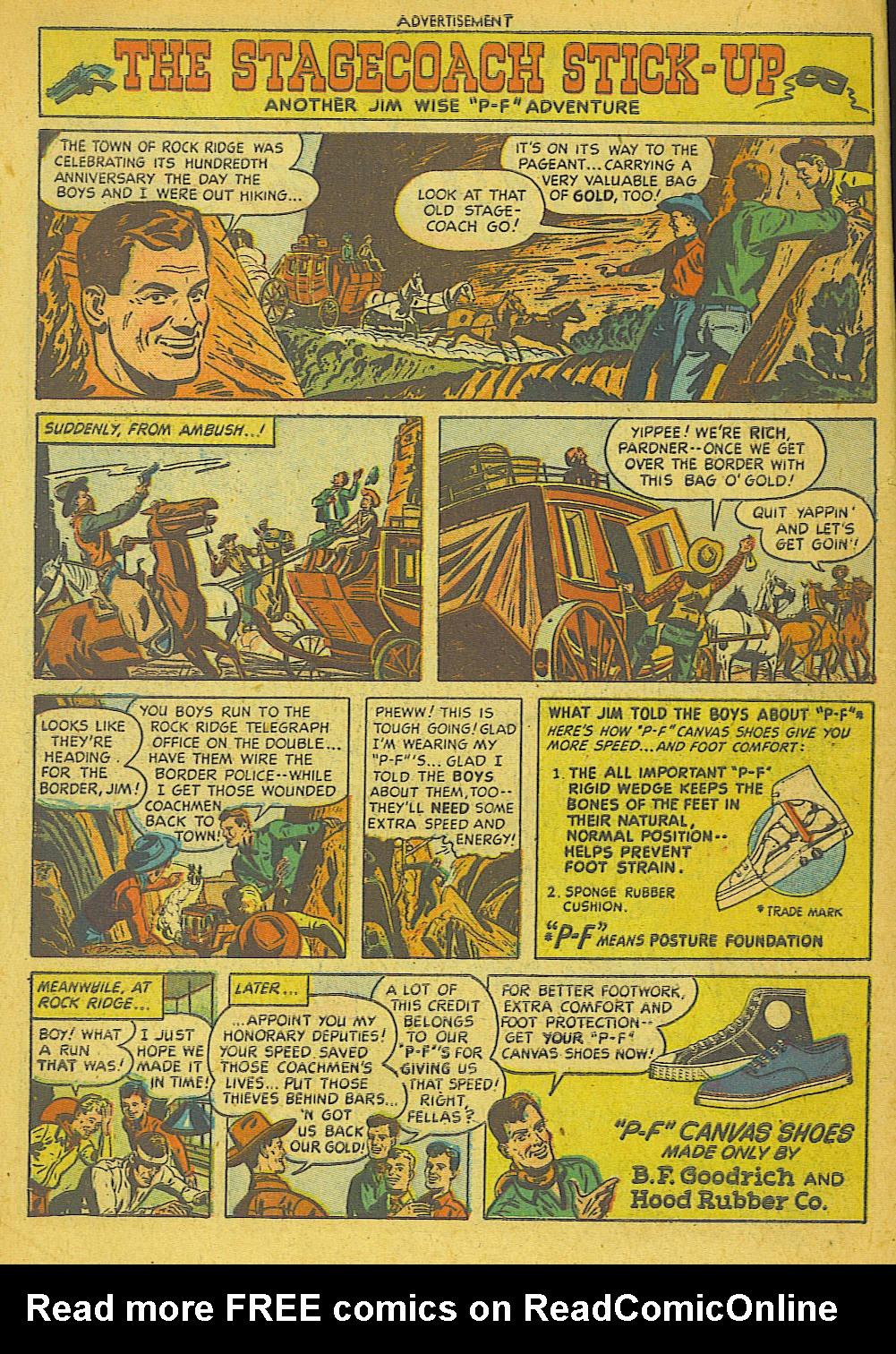 Read online Adventure Comics (1938) comic -  Issue #153 - 49