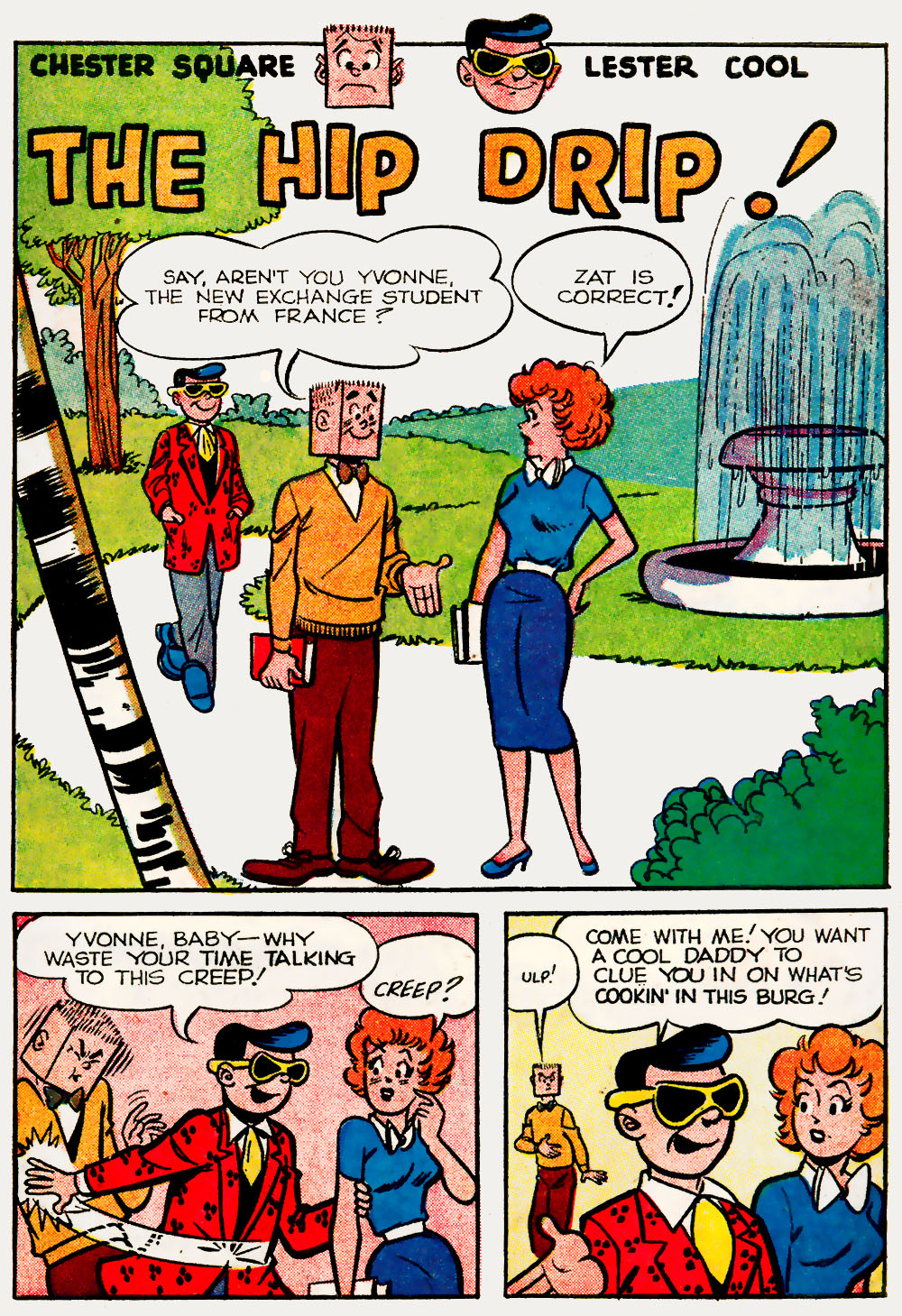 Archie's Madhouse issue 20 - Page 15