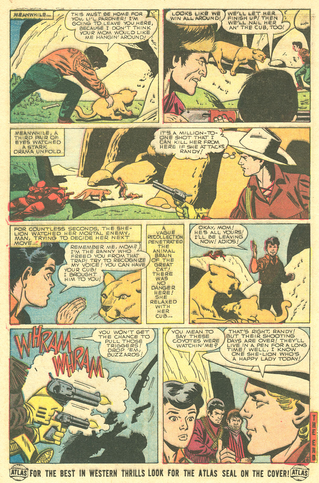 The Rawhide Kid (1955) issue 5 - Page 32
