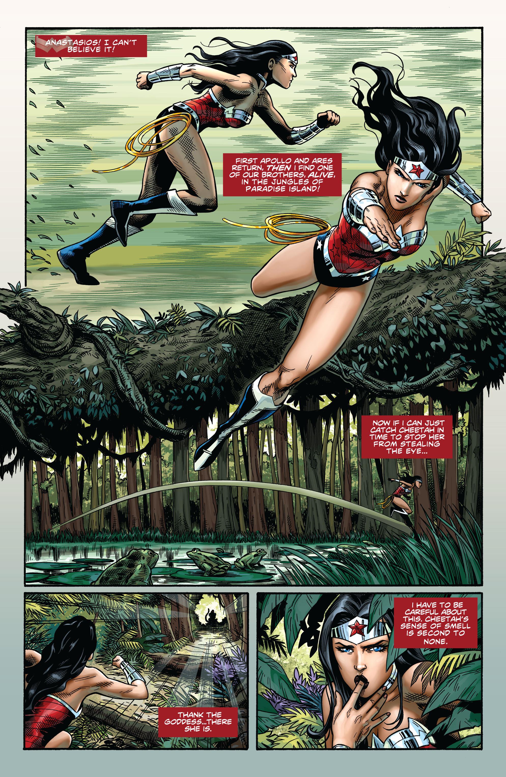 Read online Wonder Woman (2011) comic -  Issue #47 - 17