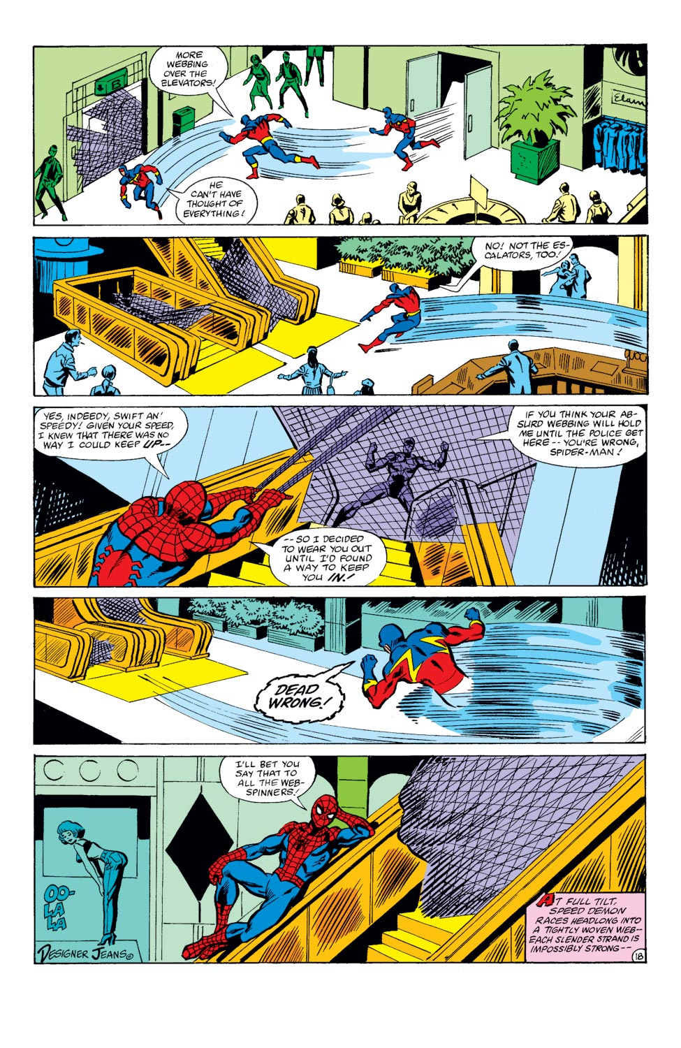 The Amazing Spider-Man (1963) 222 Page 18