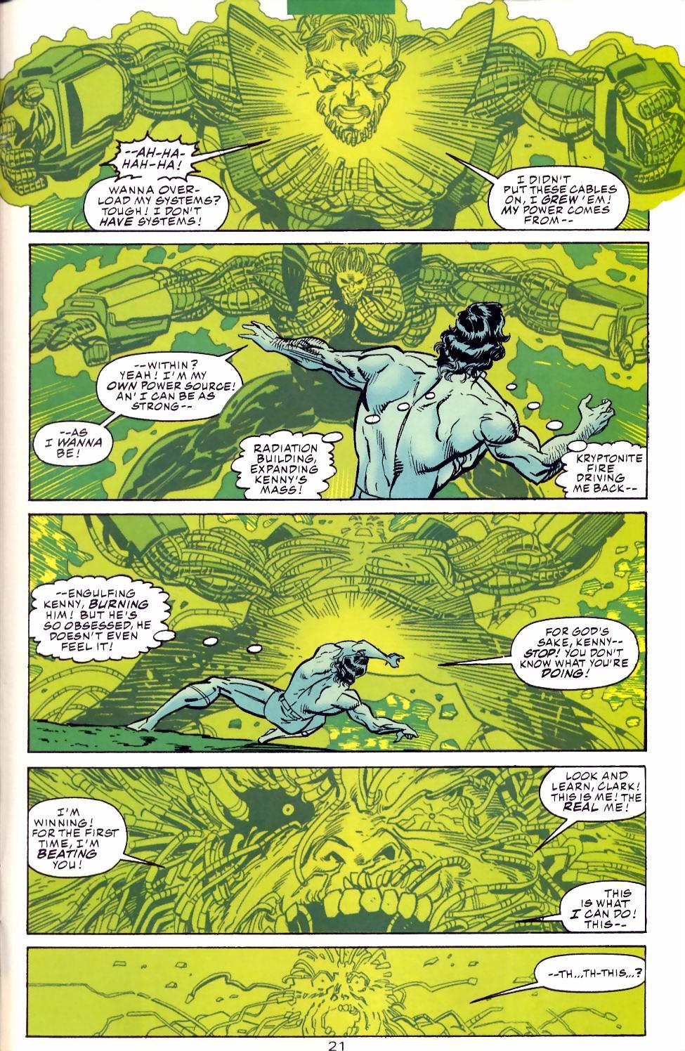 Action Comics (1938) 711 Page 22