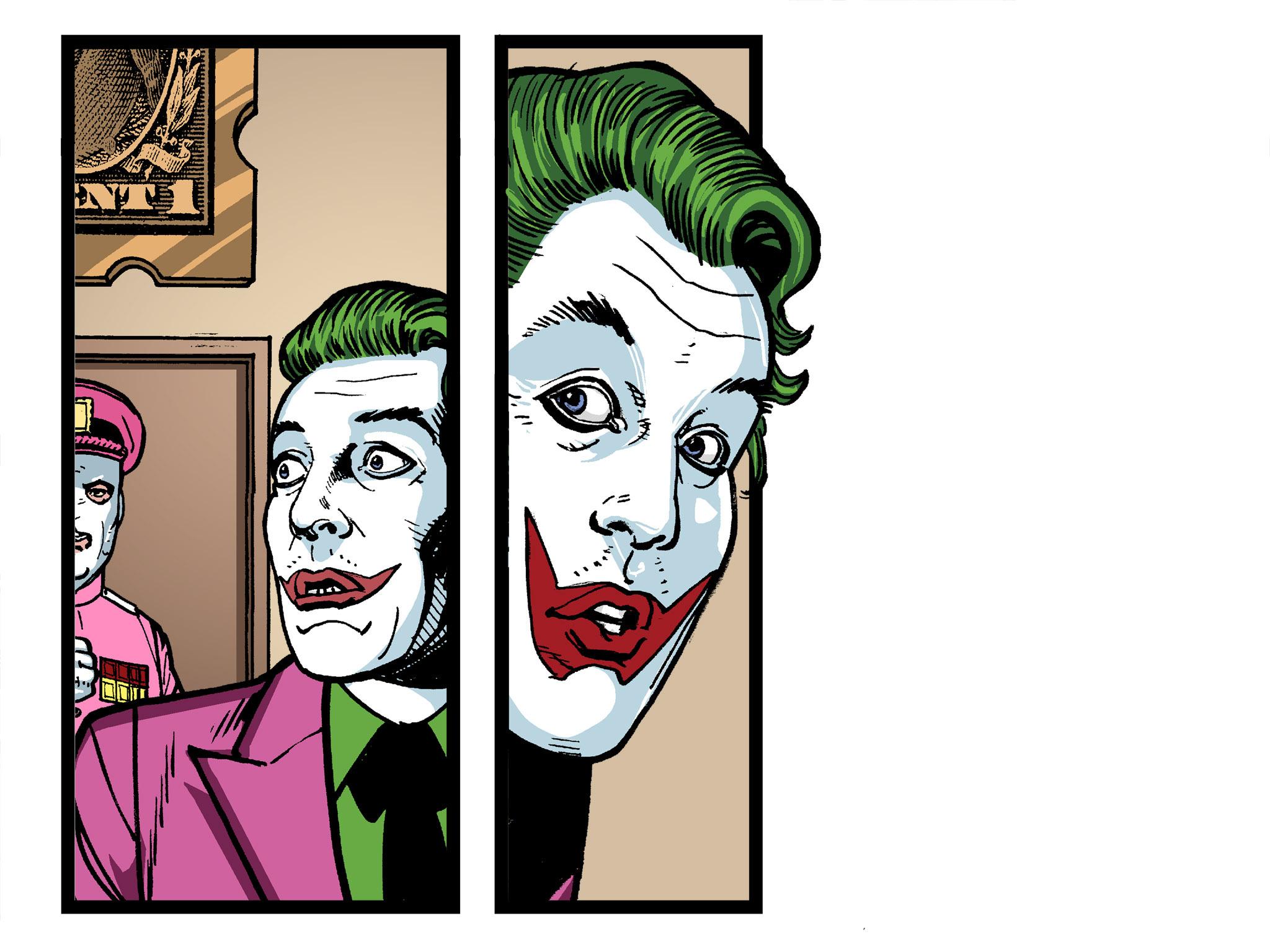Read online Batman '66 Meets the Green Hornet [II] comic -  Issue #4 - 11