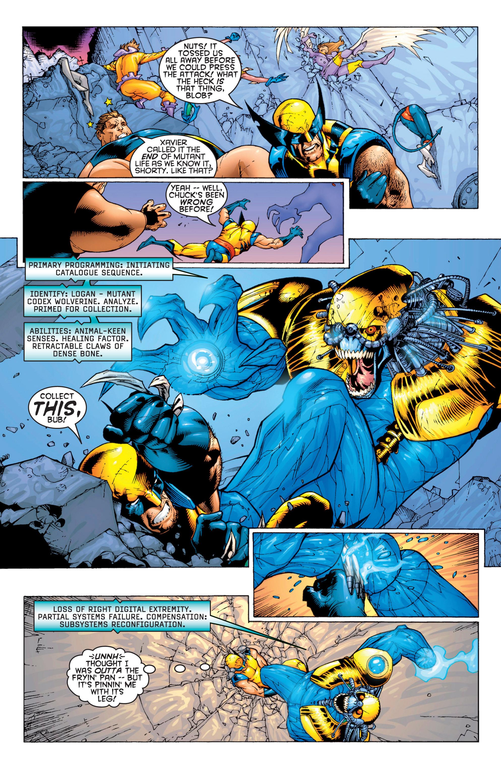 Read online Uncanny X-Men (1963) comic -  Issue #364 - 8
